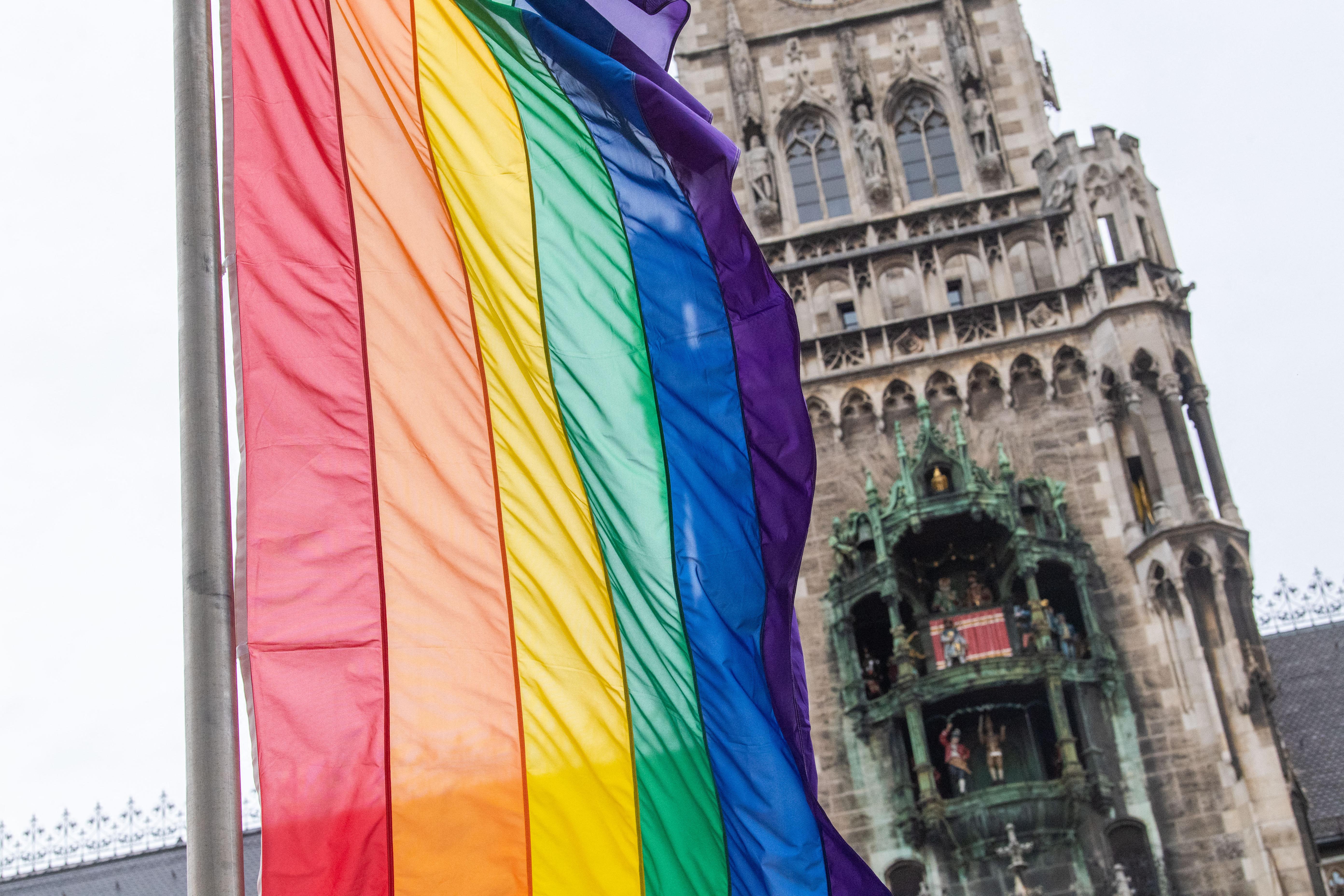 München főpolgármestere azt ígéri, szivárványszínekbe öltöztetik a várost a meccs napján