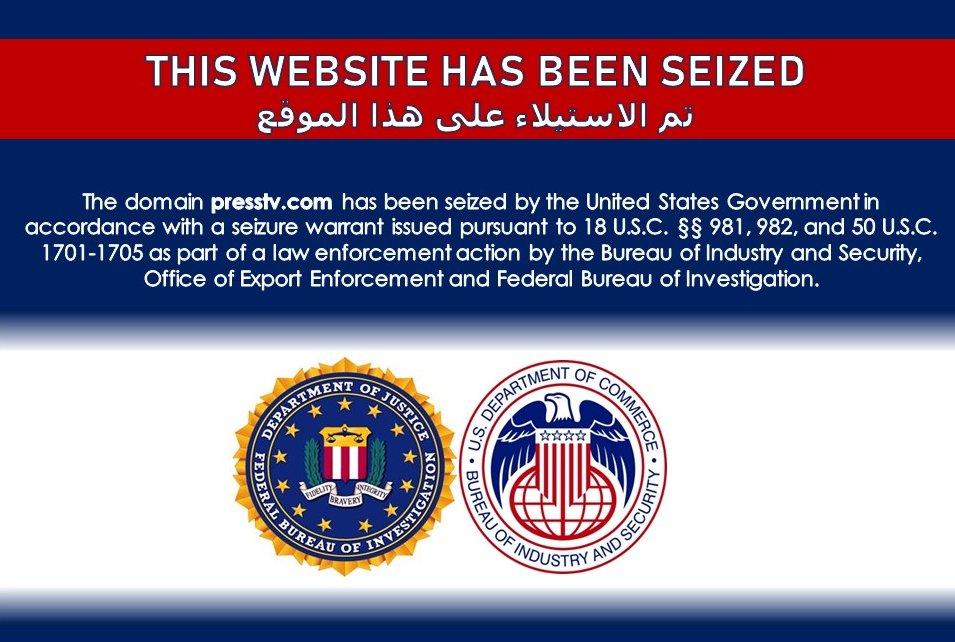 Az amerikai hatóságok kikapcsoltak több tucat iráni weboldalt