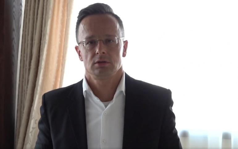 Szijjártó szerint máris diplomáciai balhé lett a magyar-német meccsből
