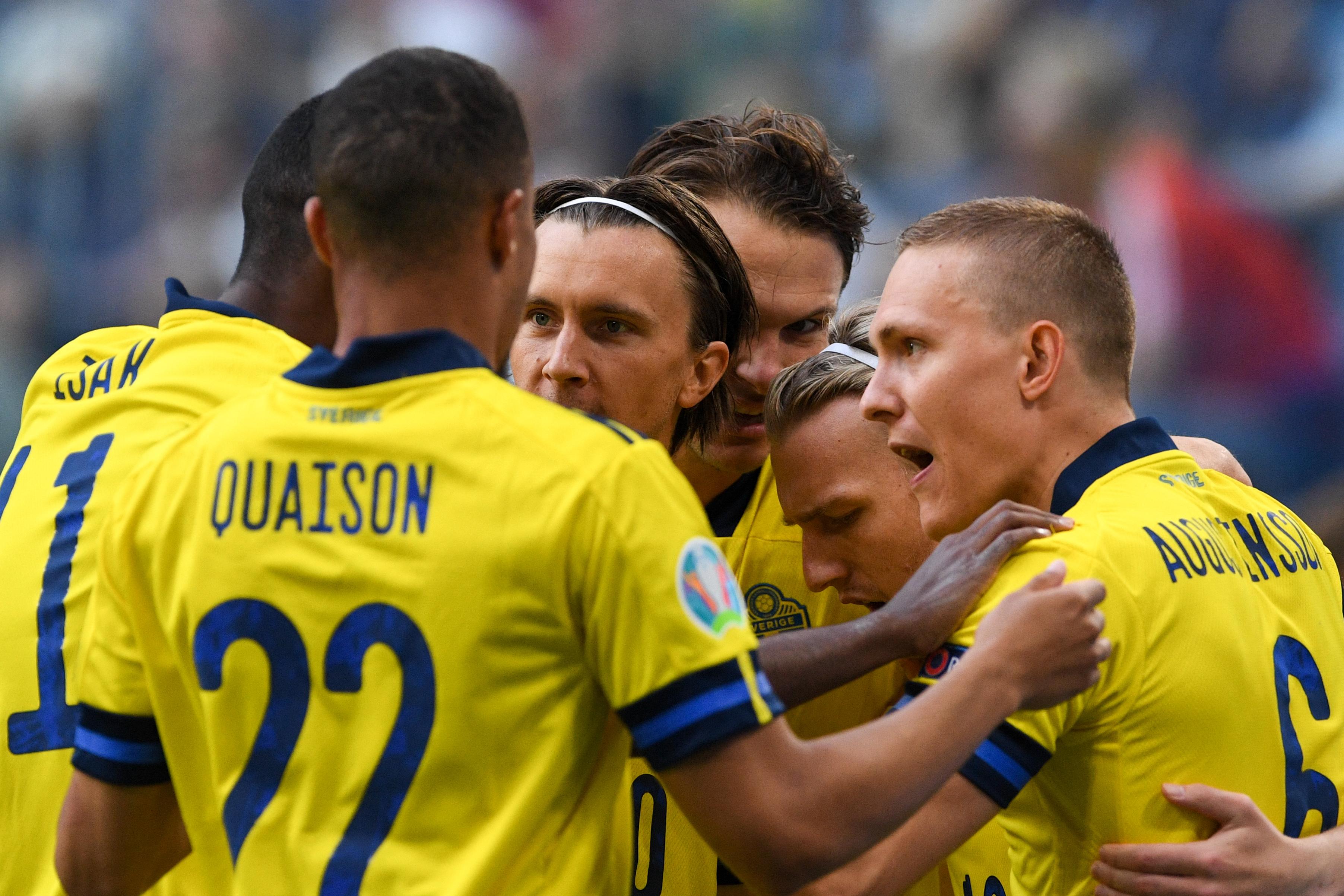 Lewandowski nagy meccset játszott, de a svédek így is győzni tudtak