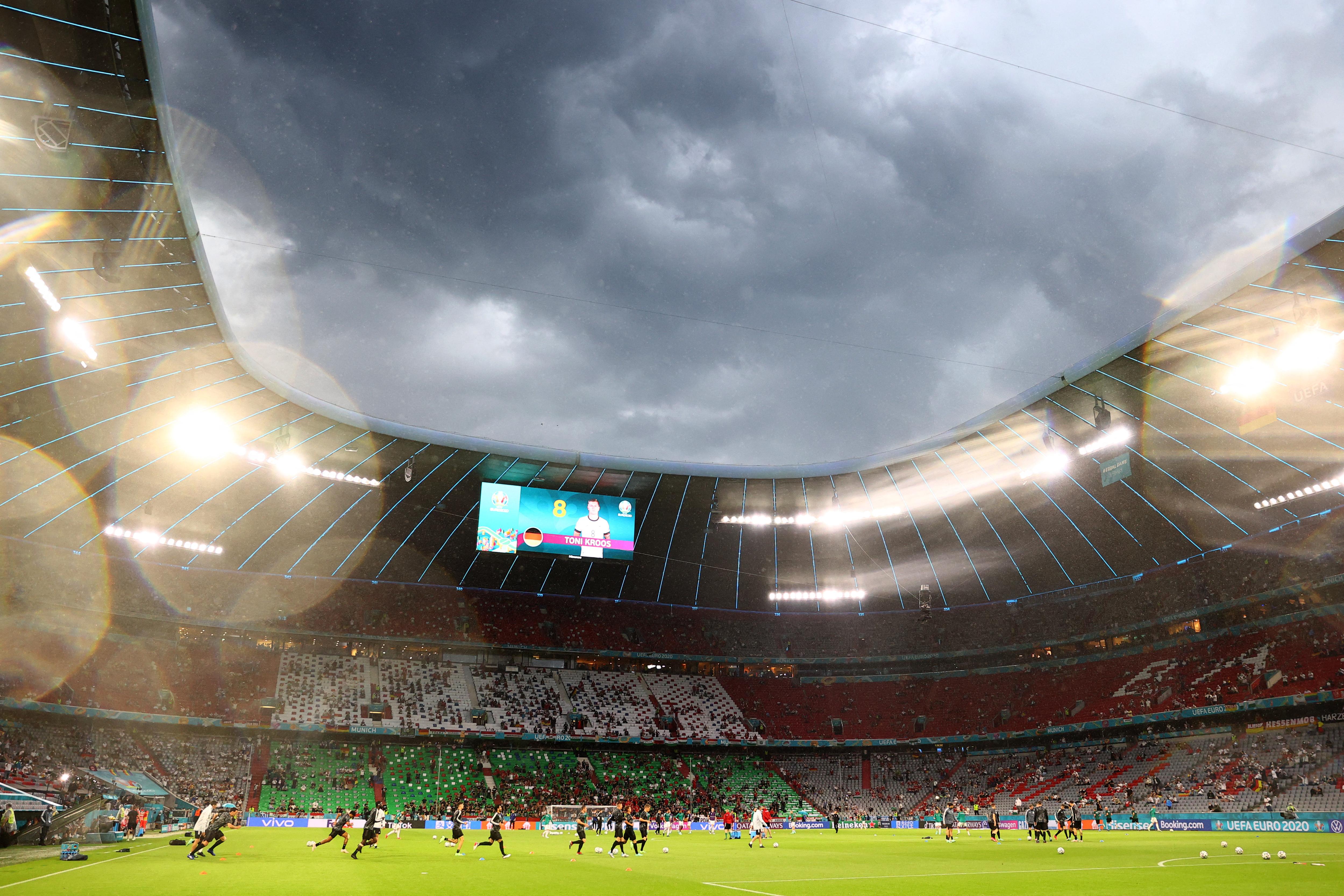 Németország - Magyarország 2-2