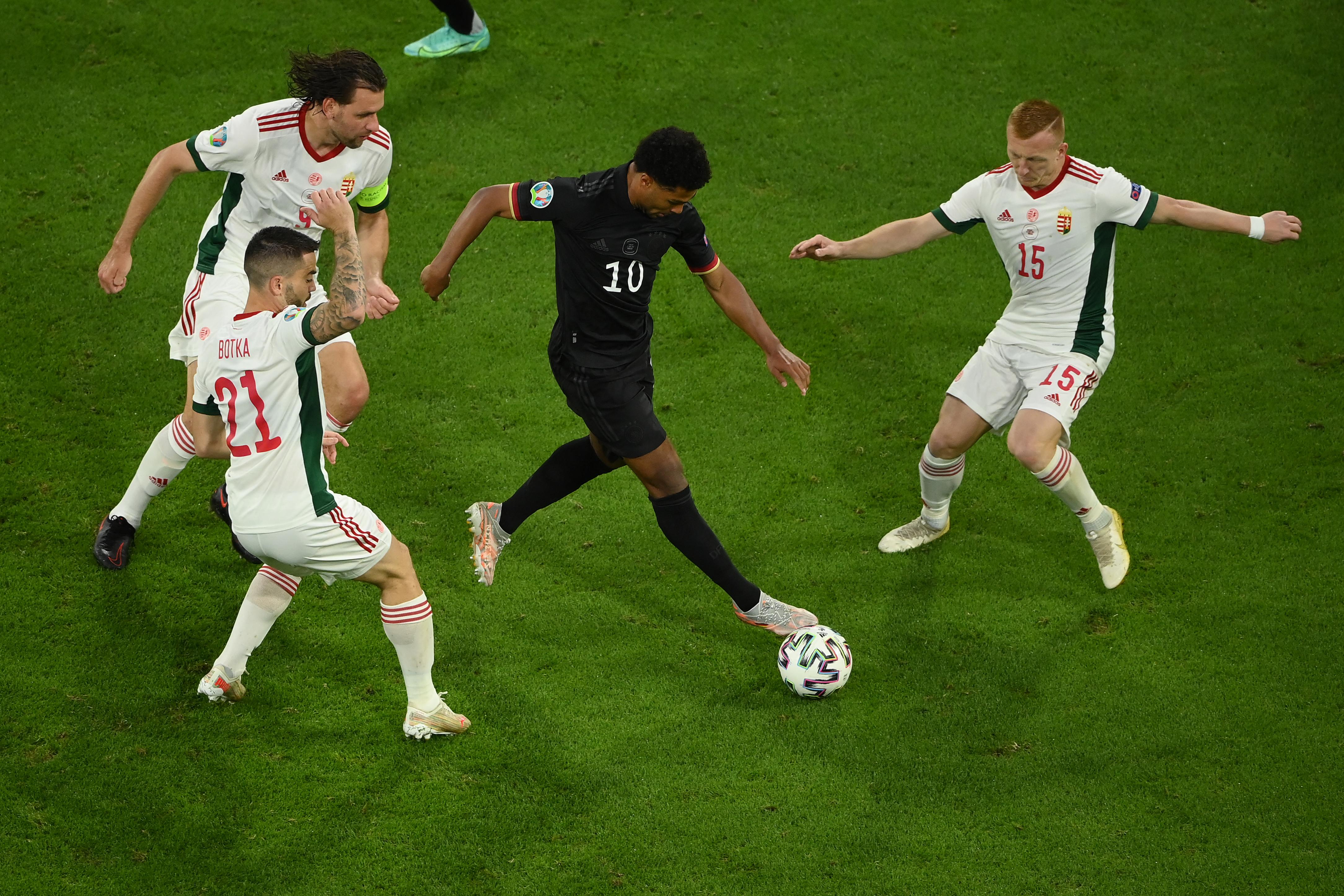 Fantasztikusat játszott, de kiesett a magyar válogatott