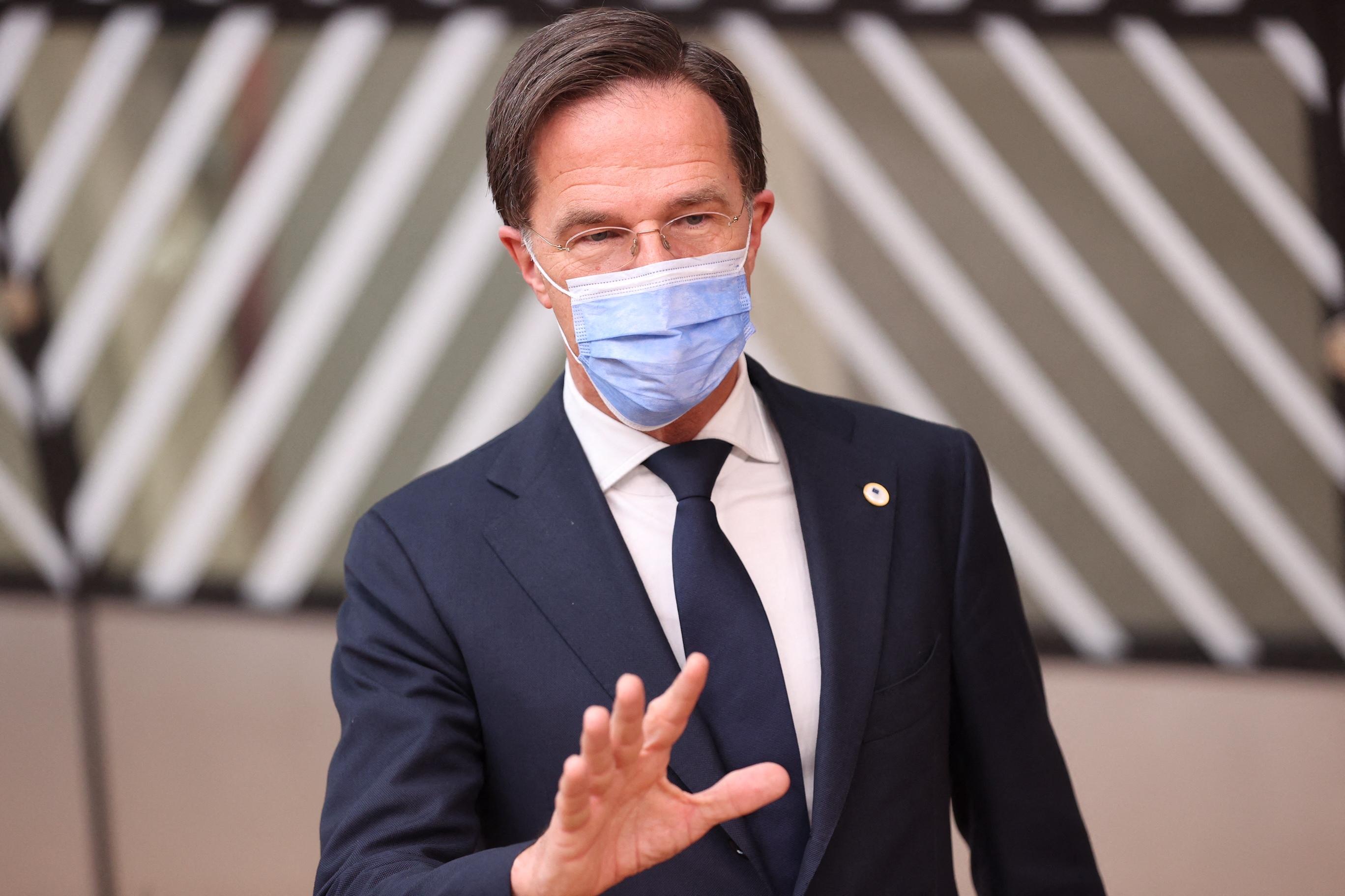 A holland miniszterelnök szerint Magyarországnak semmi keresnivalója az EU-ban, ha kitart a homofób törvény mellett