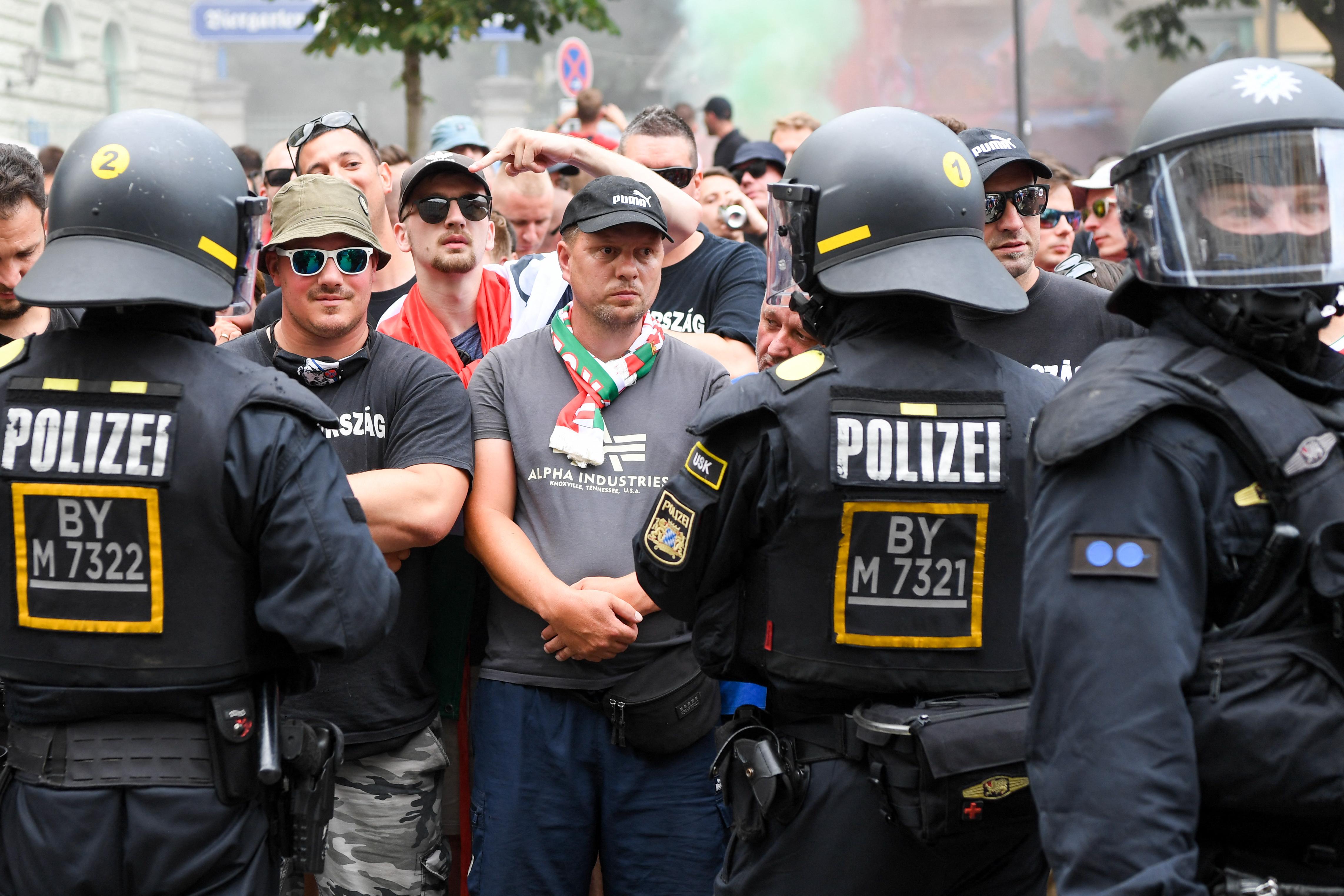 Szijjártó szerint folyamatosan provokálták a magyar szurkolókat a müncheni hatóságok