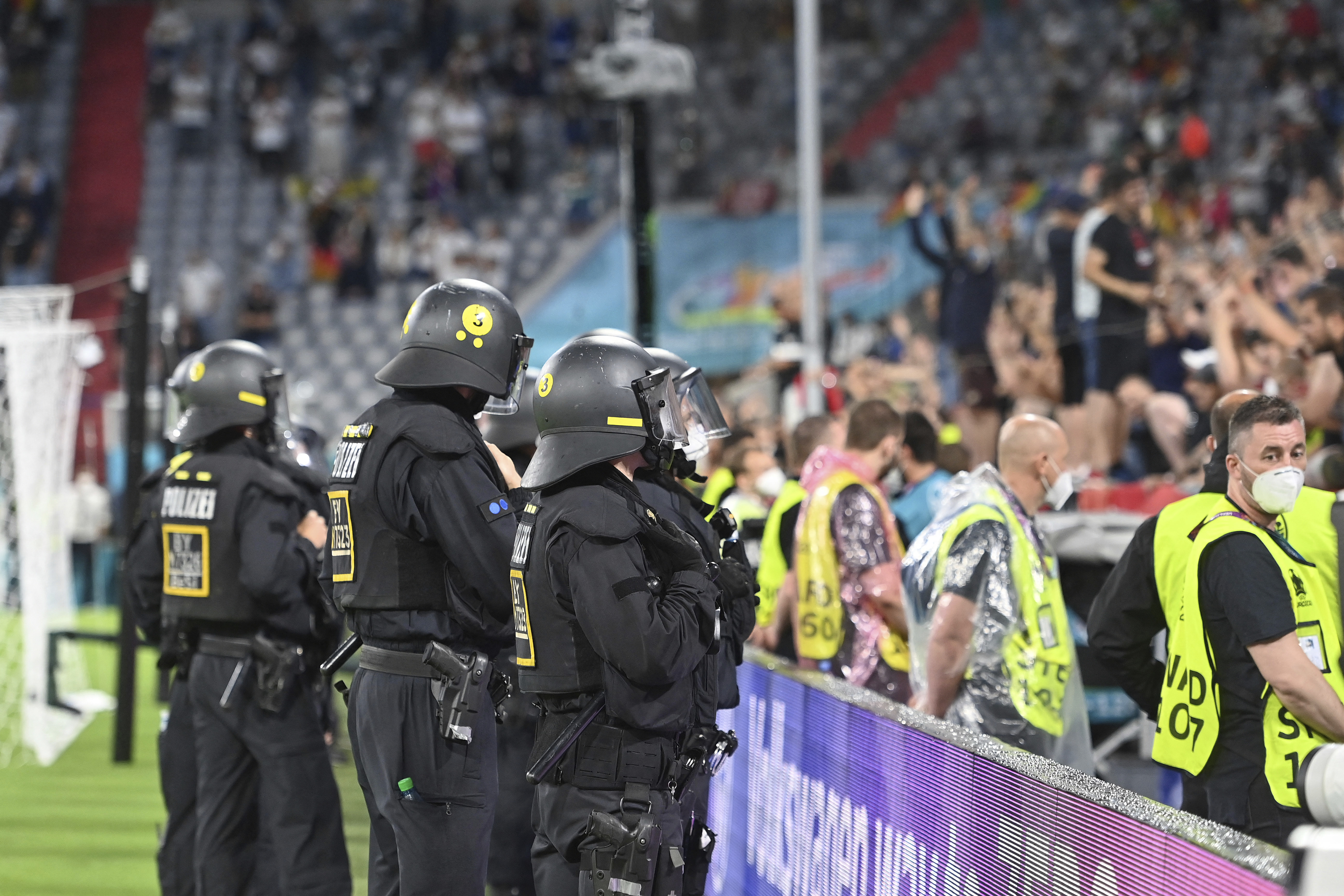 Hazaengedték a szurkolót, akit letartóztattak Münchenben a német-magyar meccs után