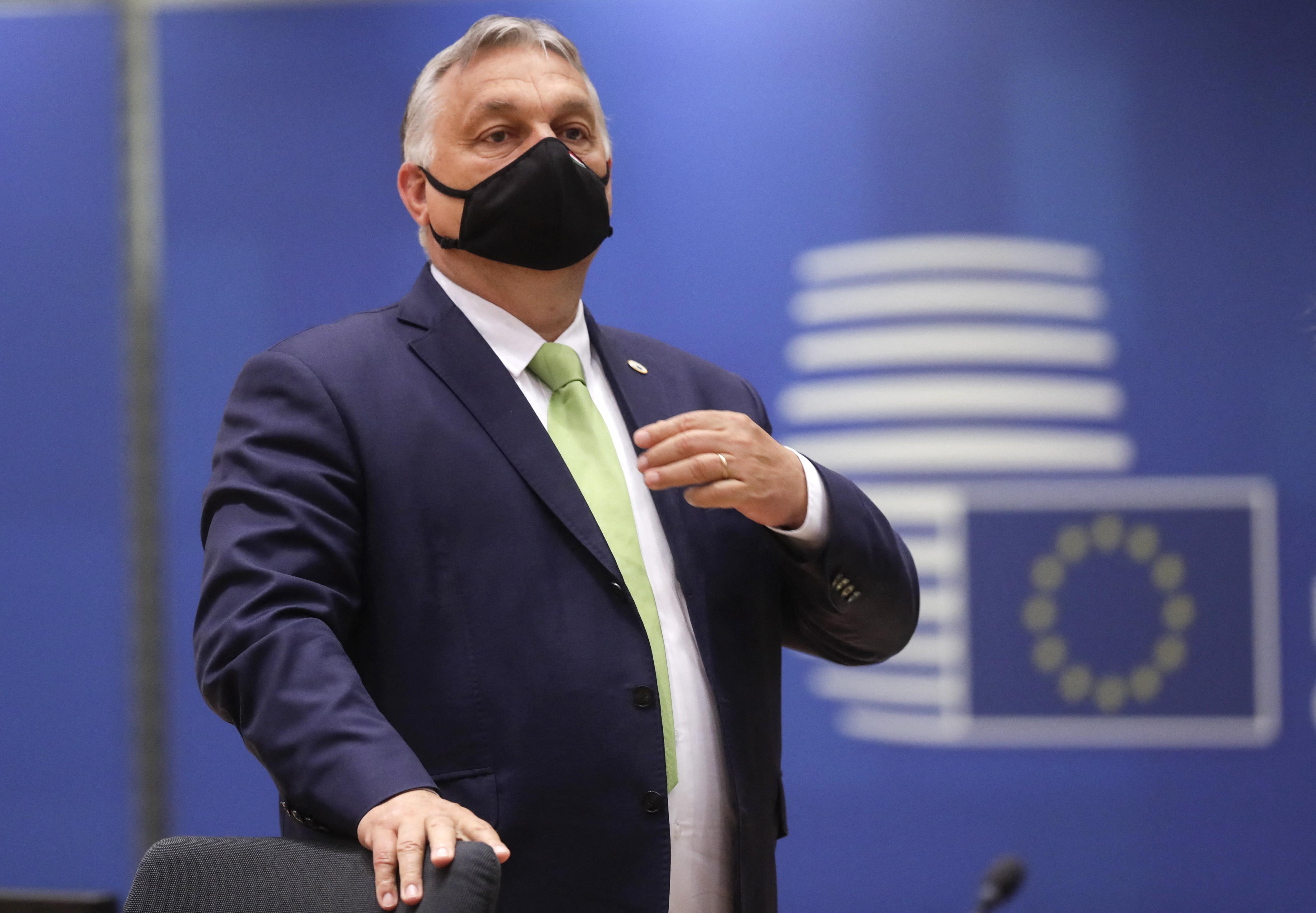 Több EU-s kormányfő az unióból való kilépést ajánlotta Orbánnak a homofób törvény miatt