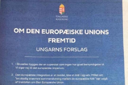 Orbán külföldi hirdetésekben magyarázza, mi a baja az EU-val