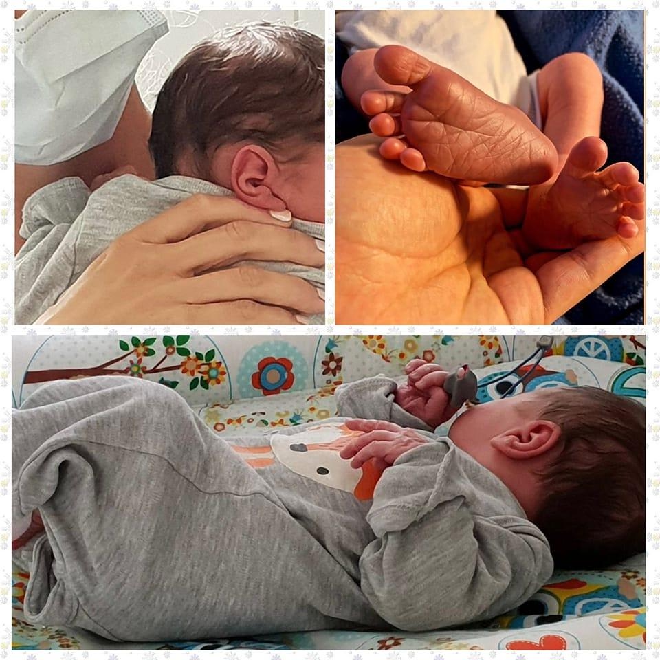 Az inkubátorban hagyott babát Nyári Martinnak nevezték el