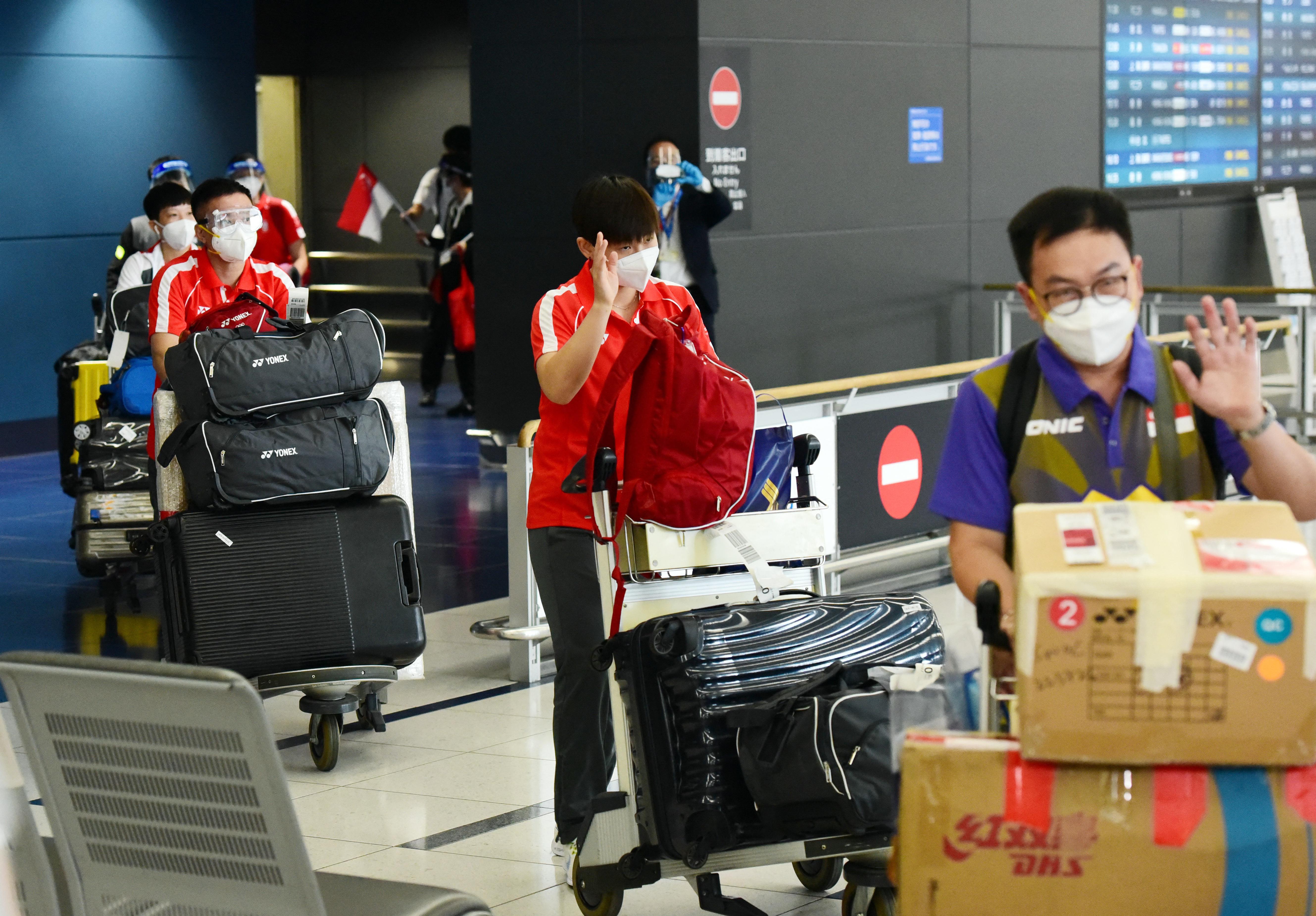 Hat ország csapatának beutazását szigorítják a tokiói olimpián a delta variáns miatt