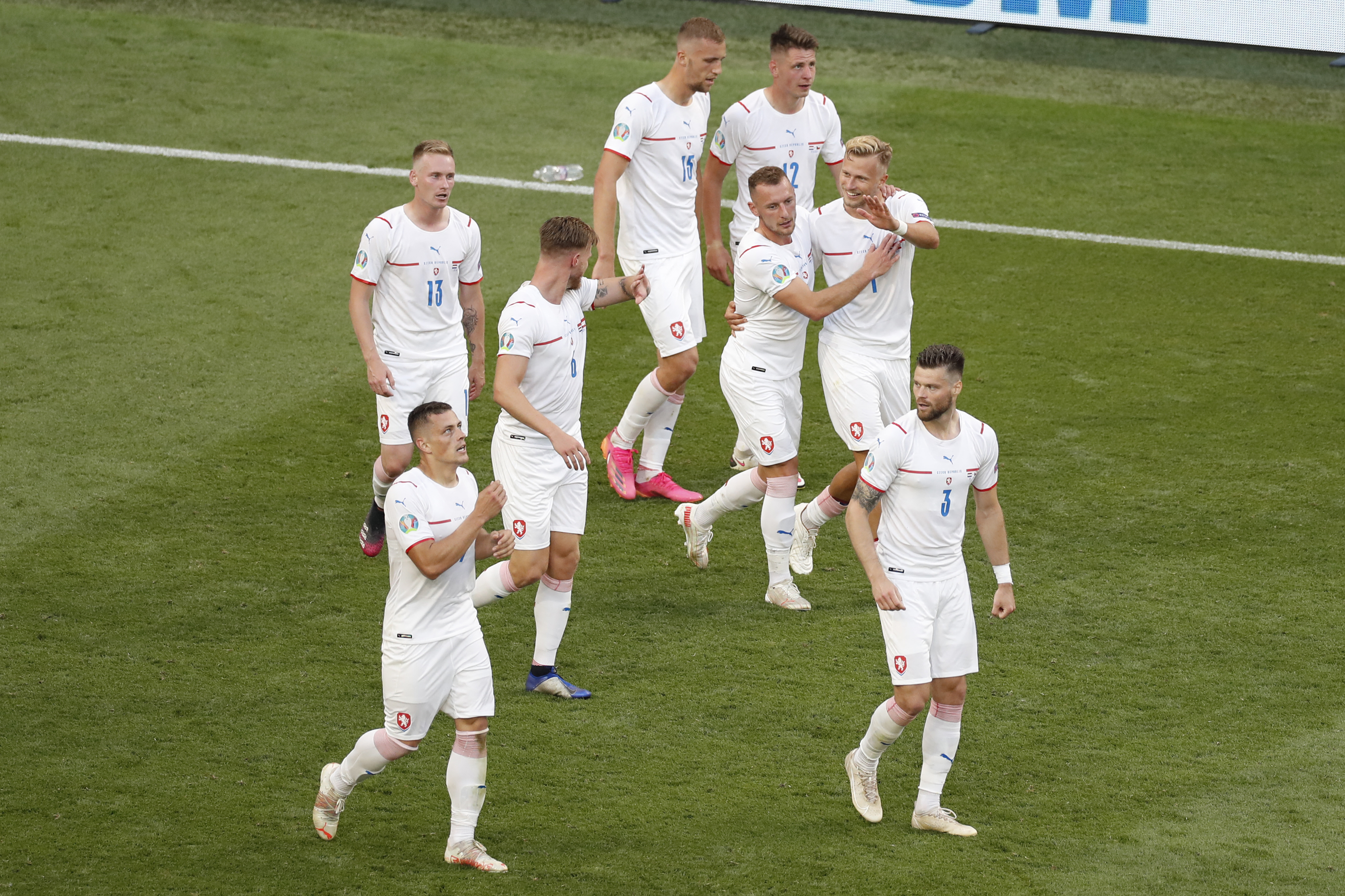 Csehország kiejtette Hollandiát!