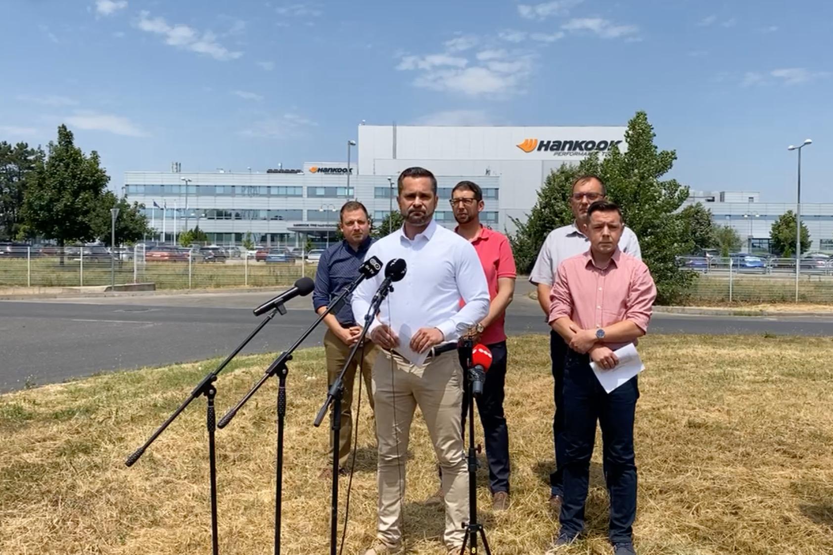 Pintér Tamás polgármester: Dunaújvárost kirabolta a Fidesz-kormány