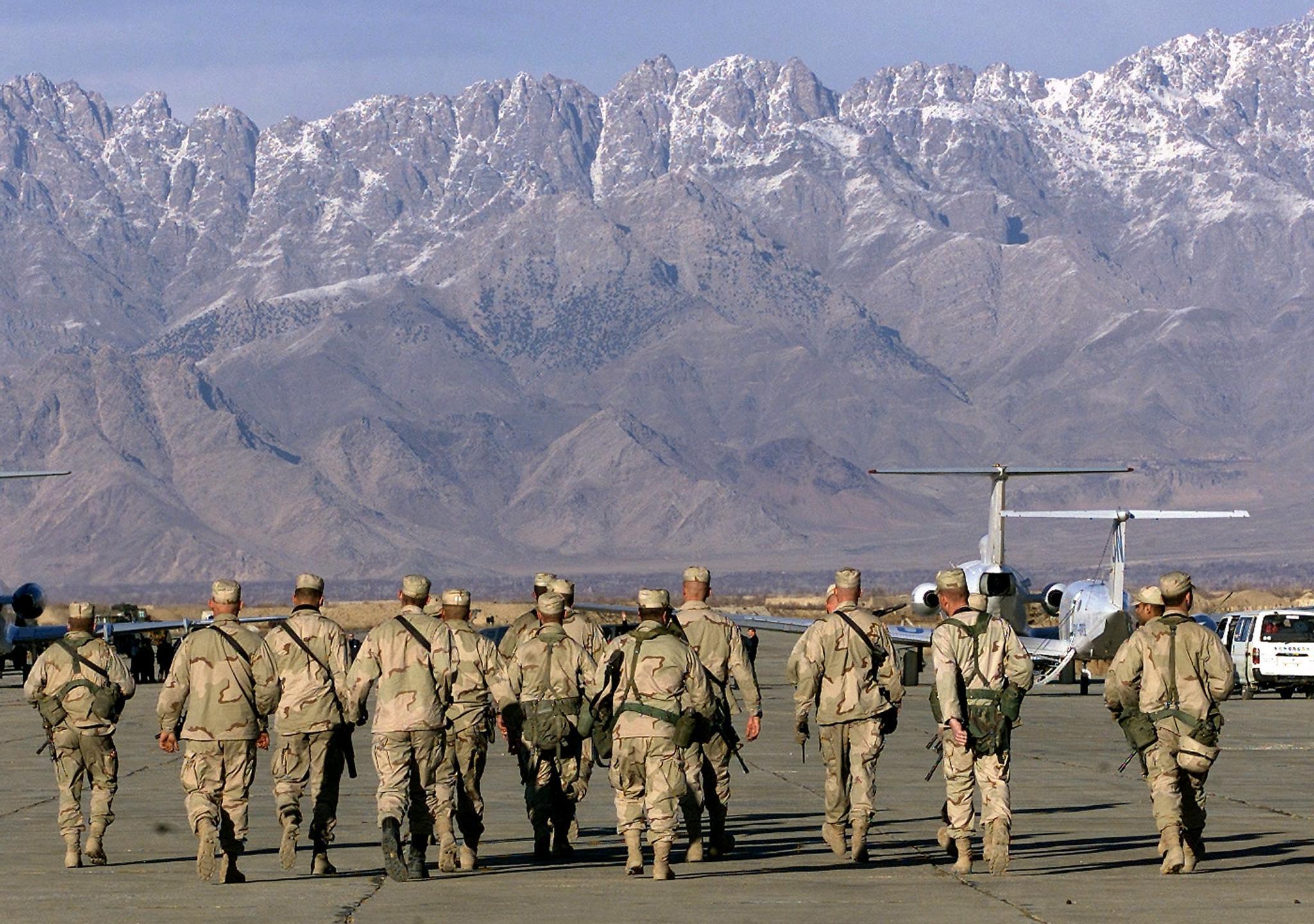 Az amerikai hadsereg közel 20 év után hagyta ott a Bagram légi támaszpontot
