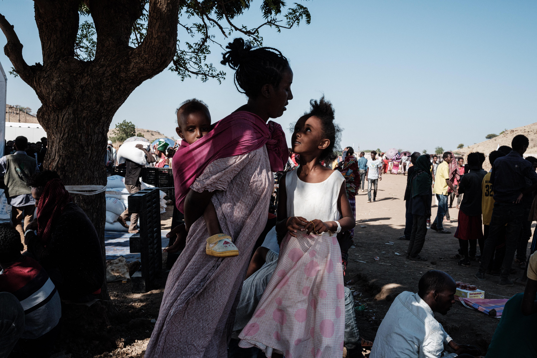 Négyszázezer embert fenyeget az éhhalál az etiópiai Tigré tartományban