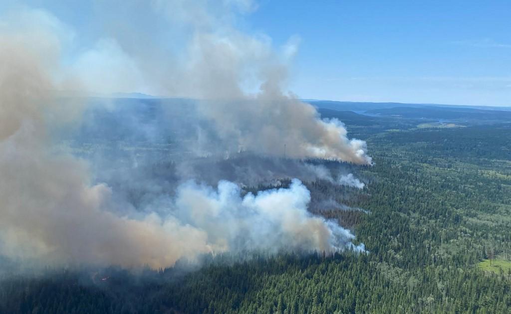 Közel 50 fok, 12 ezer villámcsapás és 170 erdőtűz egyetlen napon: izzó pokollá vált Nyugat-Kanada