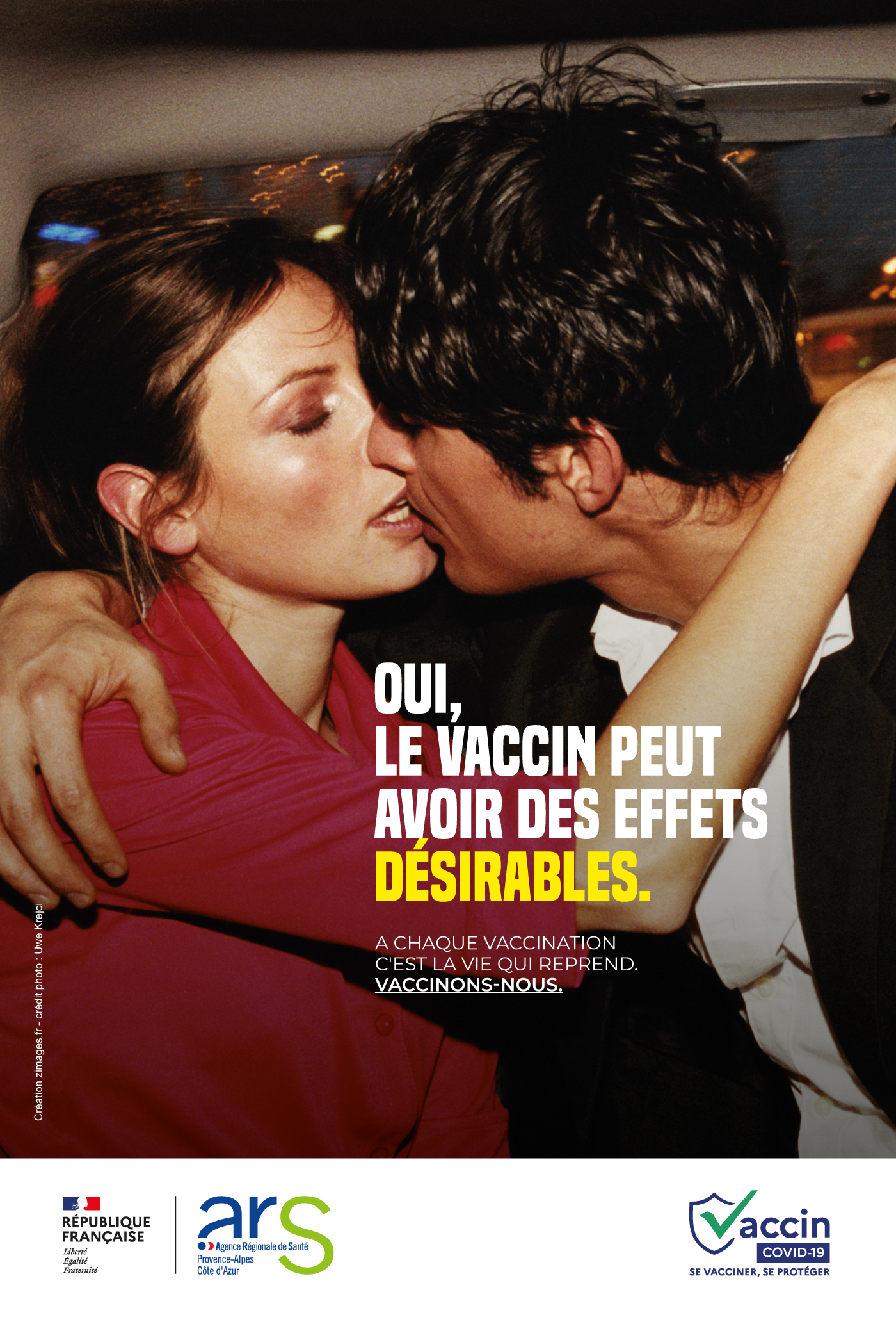 Ha beoltatod magad, többet dughatsz - üzeni egy friss francia közegészségügyi plakátkampány