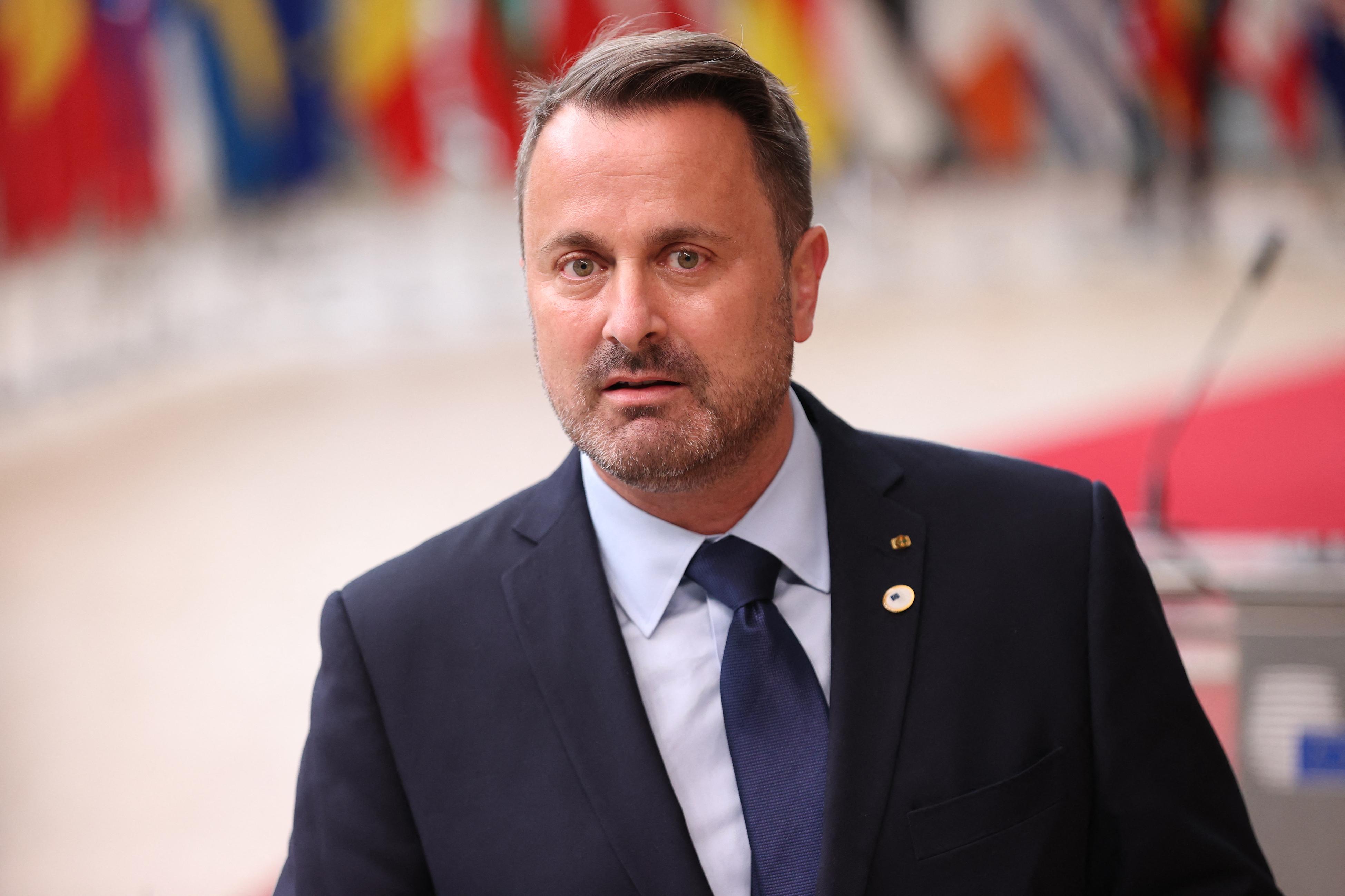 Elővigyázatosságból kórházba vonult Luxemburg koronavírusos miniszterelnöke