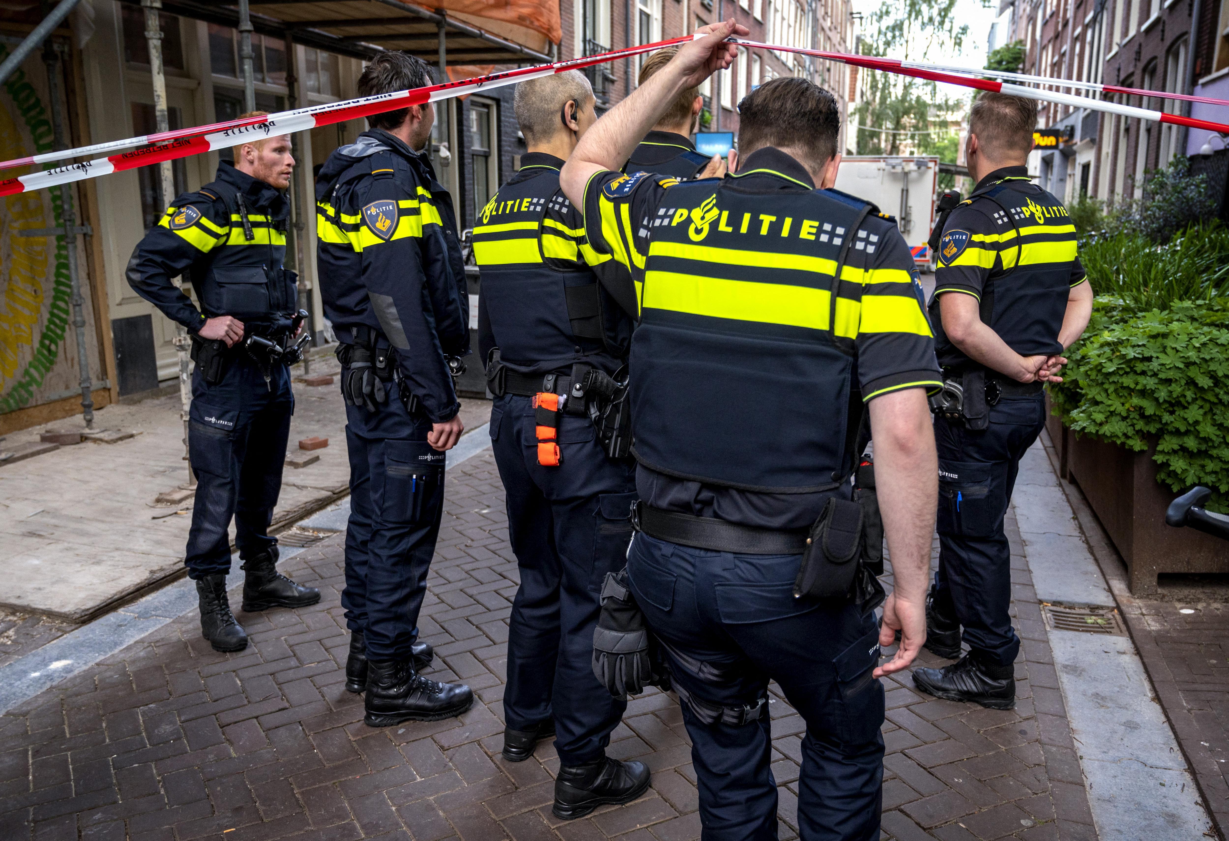 Meglőttek egy ismert bűnügyi újságírót Amszterdam belvárosában