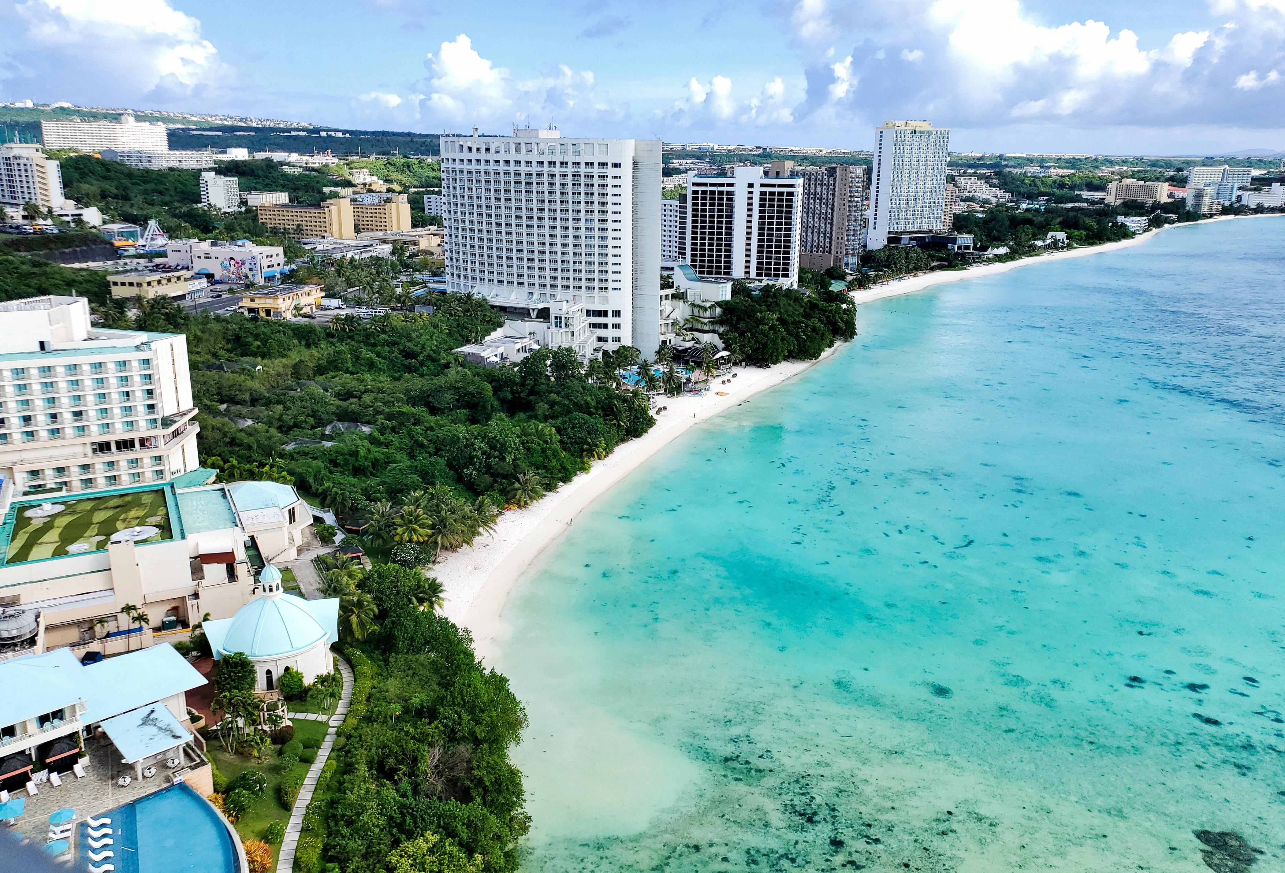 Oltással egybekötött nyaralást kínál Guam
