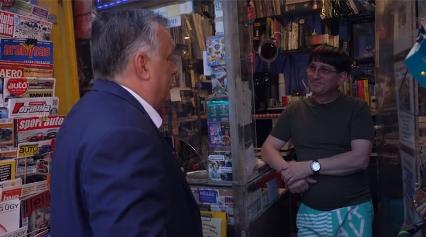 Orbán Viktor tudományos módszerrel bizonyítja, hogy nincs veszélyben a magyar sajtószabadság