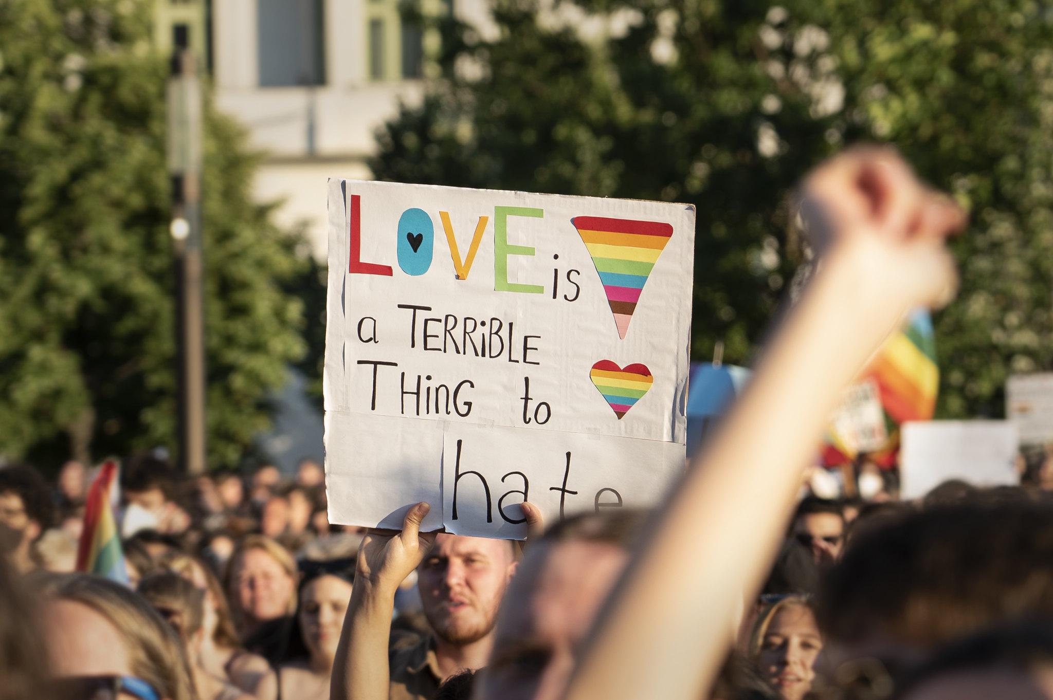 A homofób propagandatörvény akkor lesz igazán veszélyes, ha elkezdjük betartani