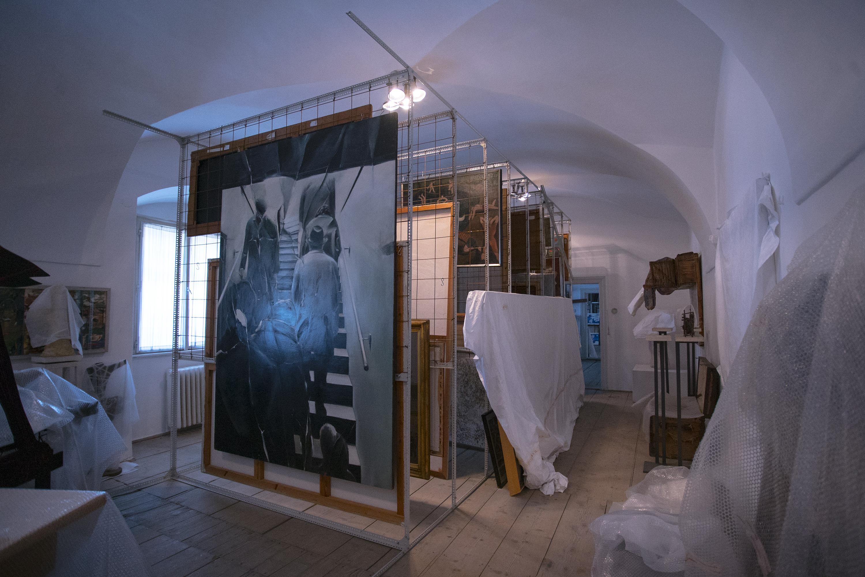 A remekművekkel teli gyűjtemény, aminek jelentős része évek óta láthatatlan
