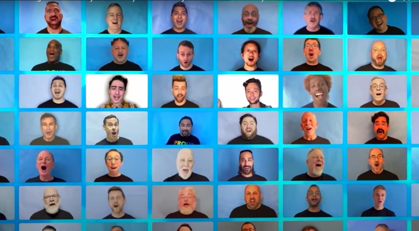 A homofóbokat kinevető, vicces amerikai kórusműre épített homofób minikampányt a magyar kormánymédia