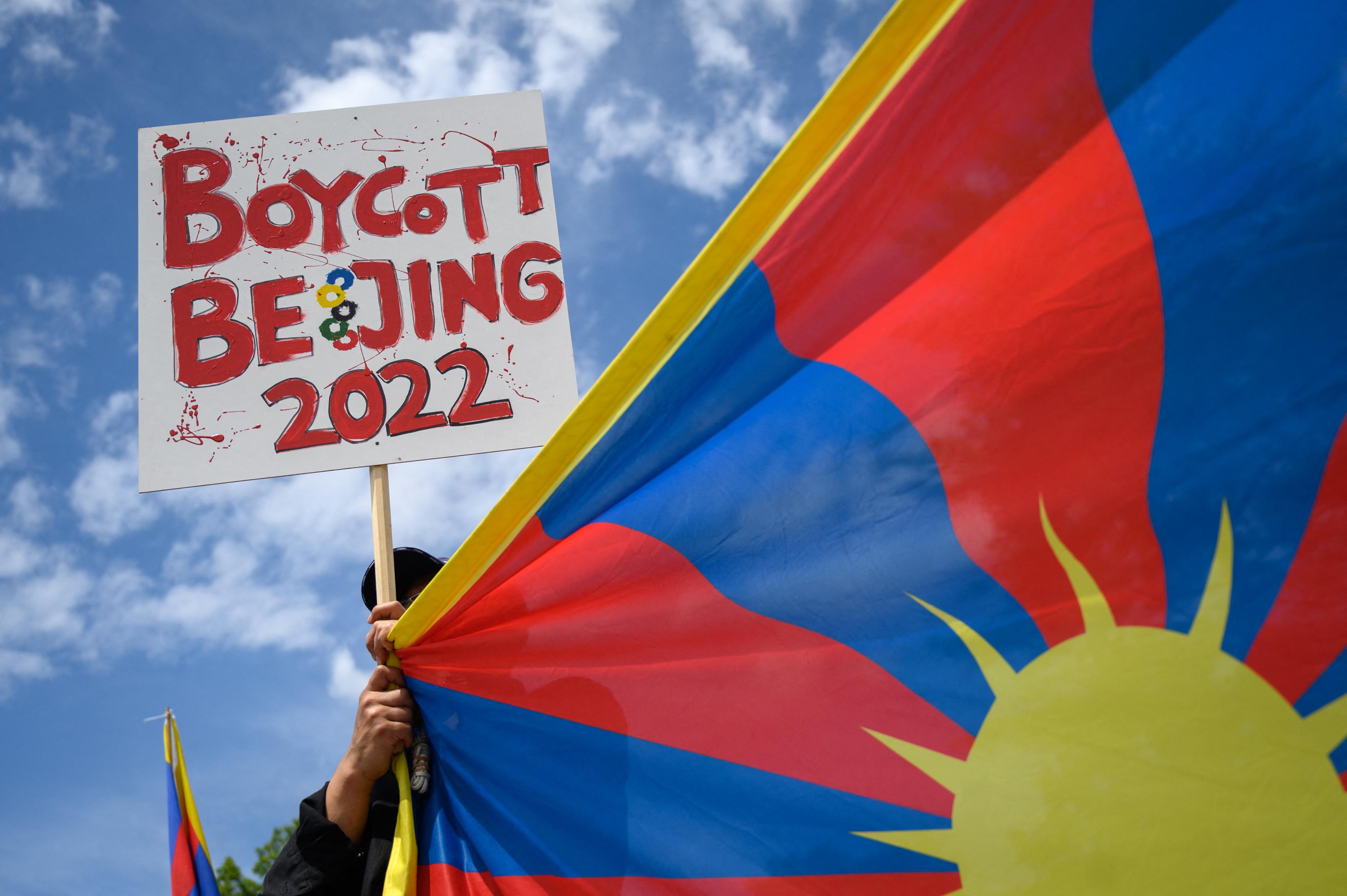 A pekingi téli olimpia diplomáciai bojkottjára szólít az EP