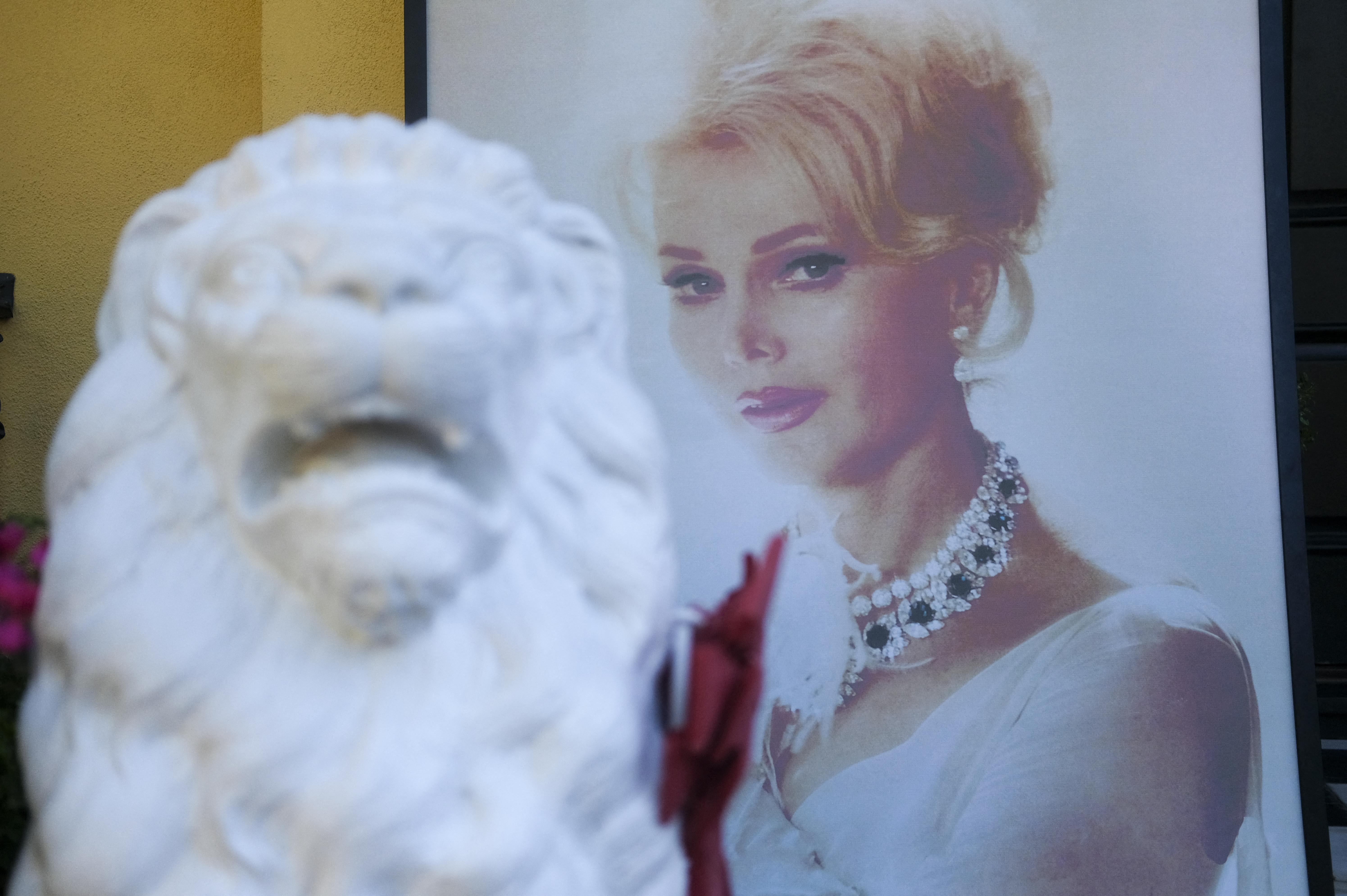 Öt évvel halála után eltemetik Budapesten Gábor Zsazsát