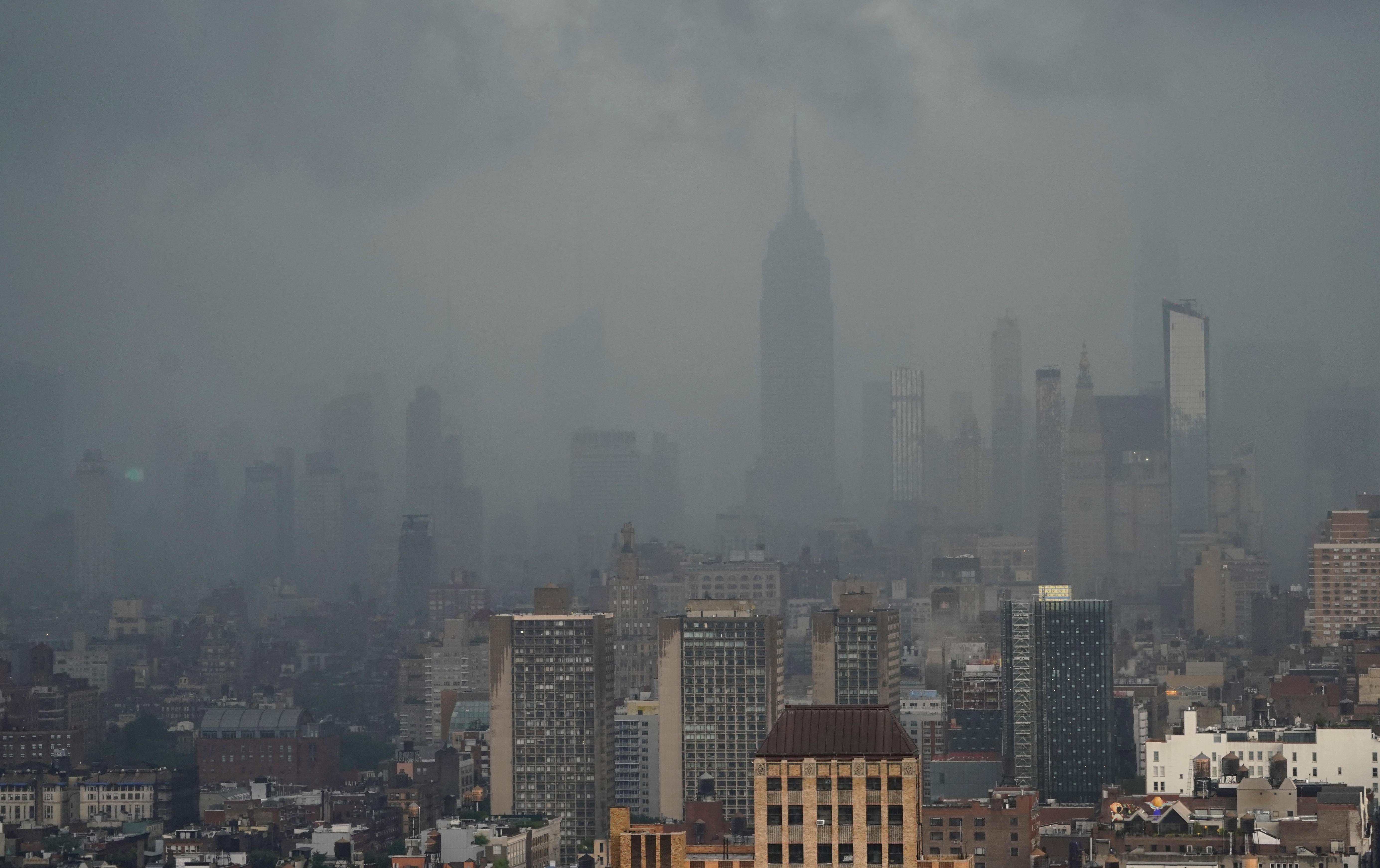Özönvíz New Yorkban