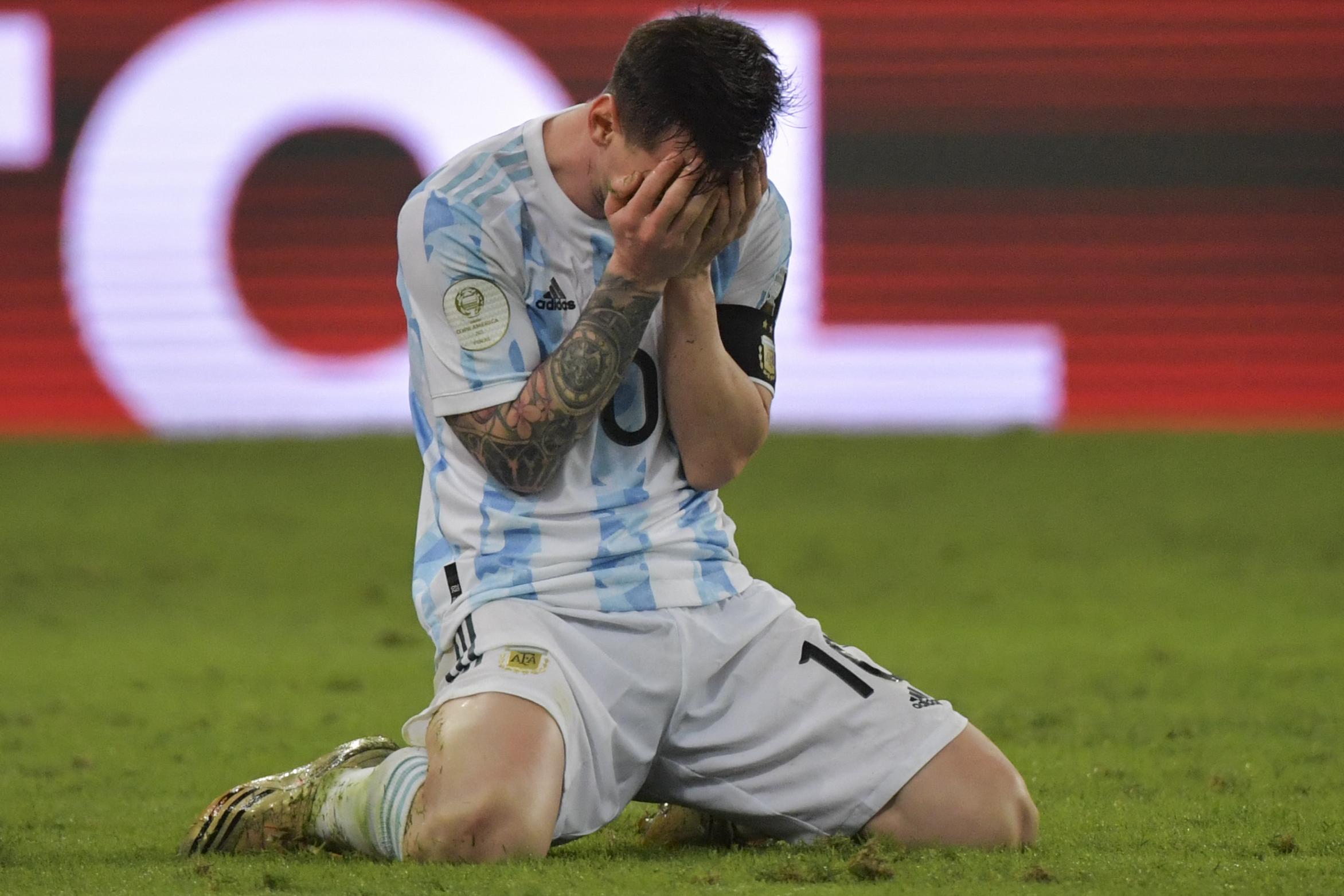 Argentina nyerte a Copa Americát, megvan Messi első tornagyőzelme a válogatottal