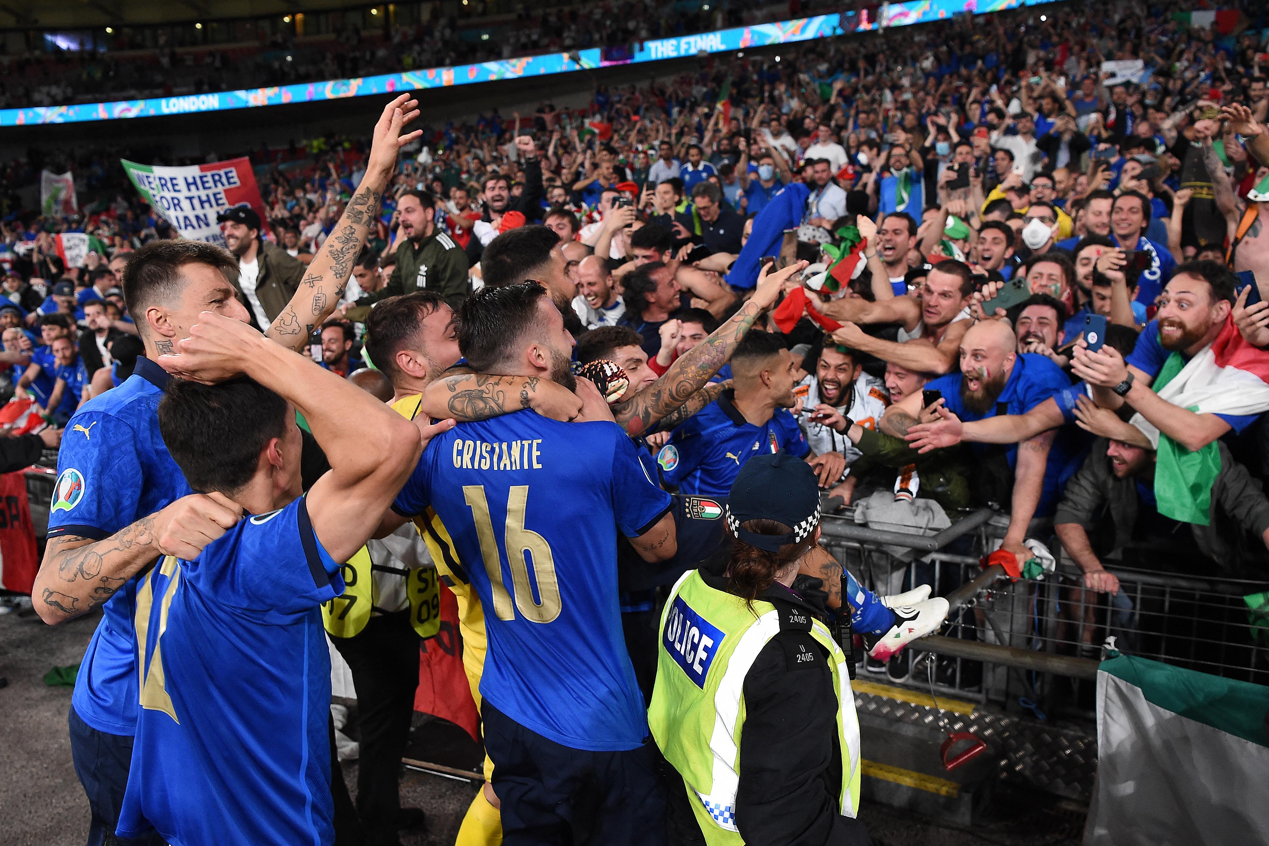 A foci Eb döntőjét szuperfertőző eseménnyé nyilvánították