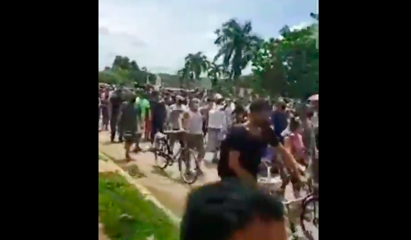 Az EU aggódik, mert Kubában letartóztatják az ellenzéki tüntetőket