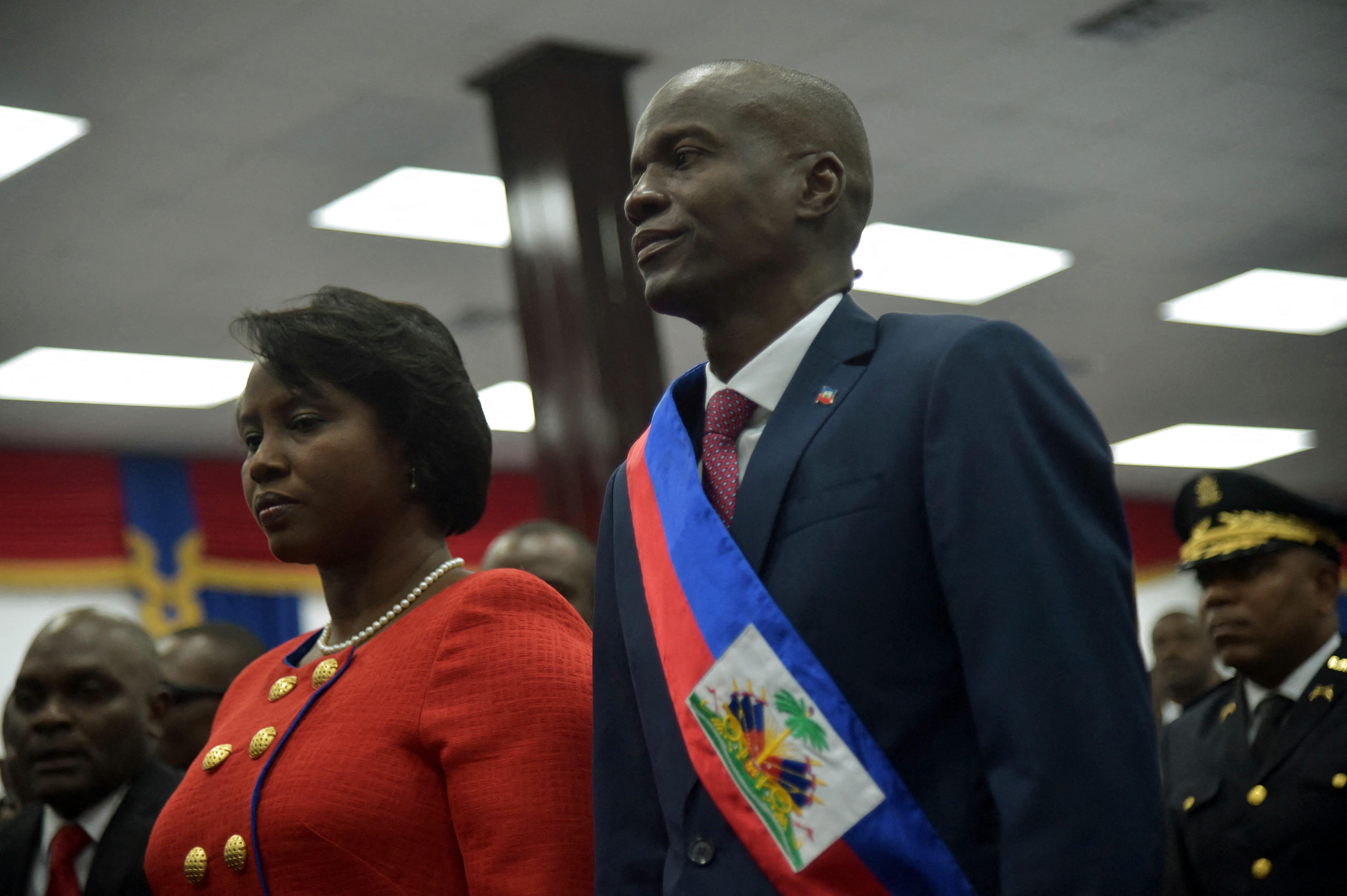 Teljes káoszba lökte Haitit az elnök meggyilkolása
