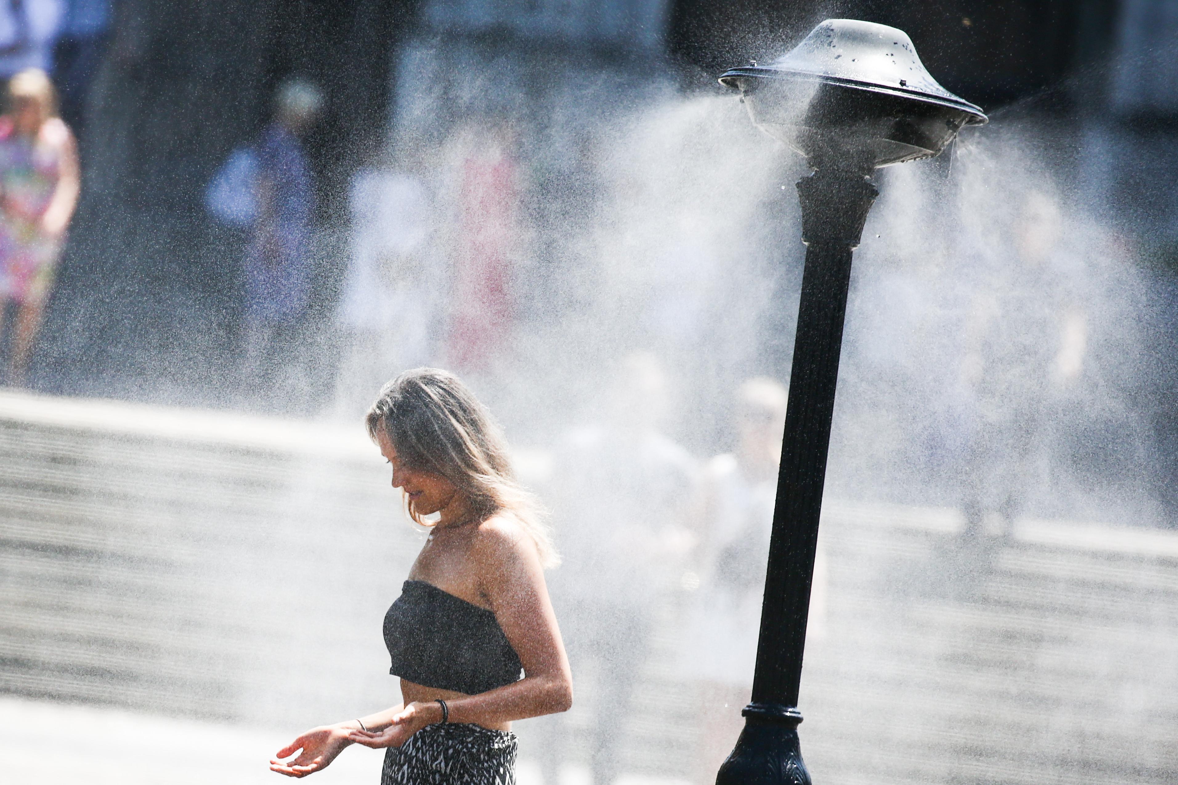 Európában is egyre sűrűbbek lesznek az észak-amerikaiakhoz hasonló sokkoló hőhullámok