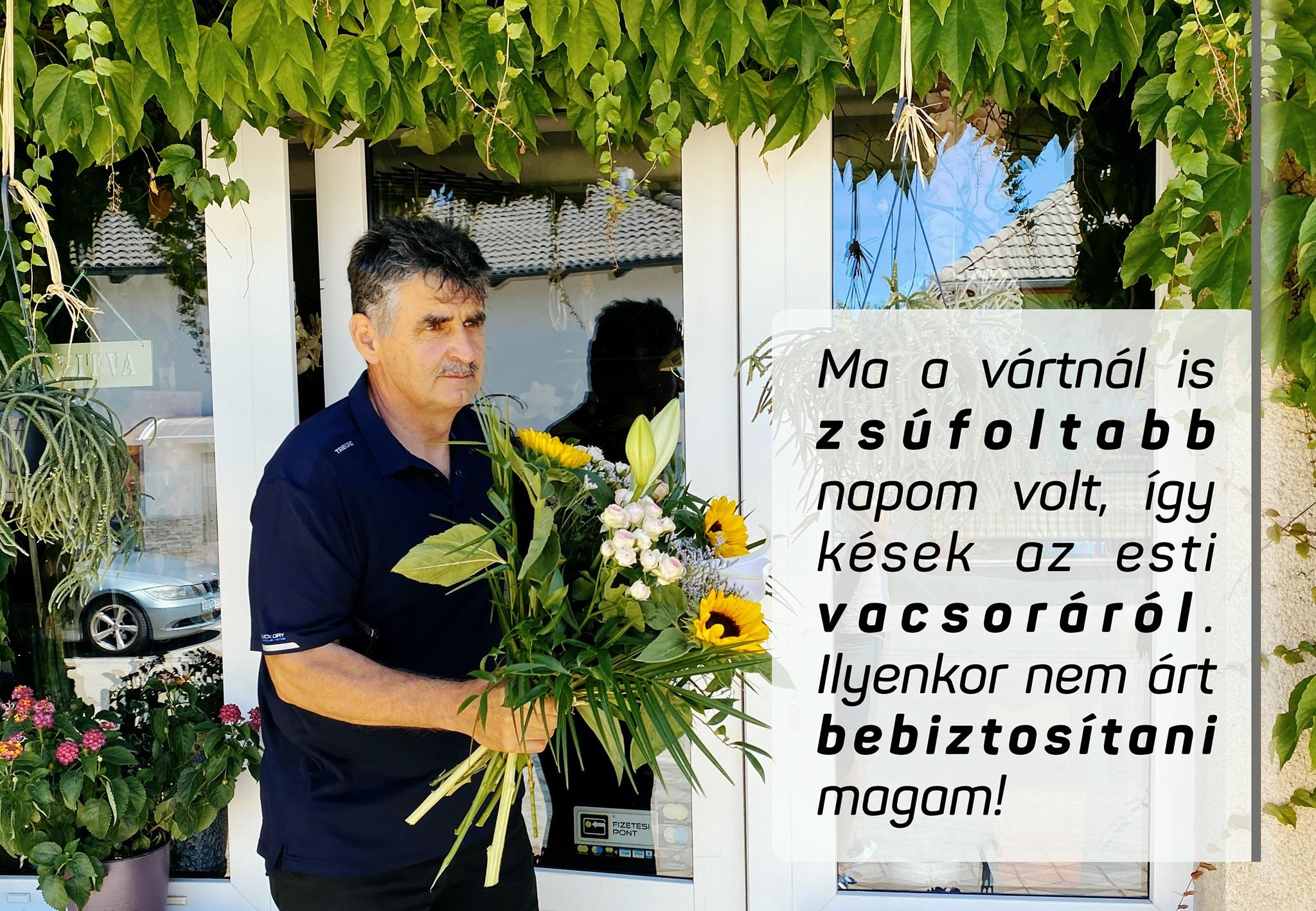 Pogácsás Tibor: Tutira kell menni!