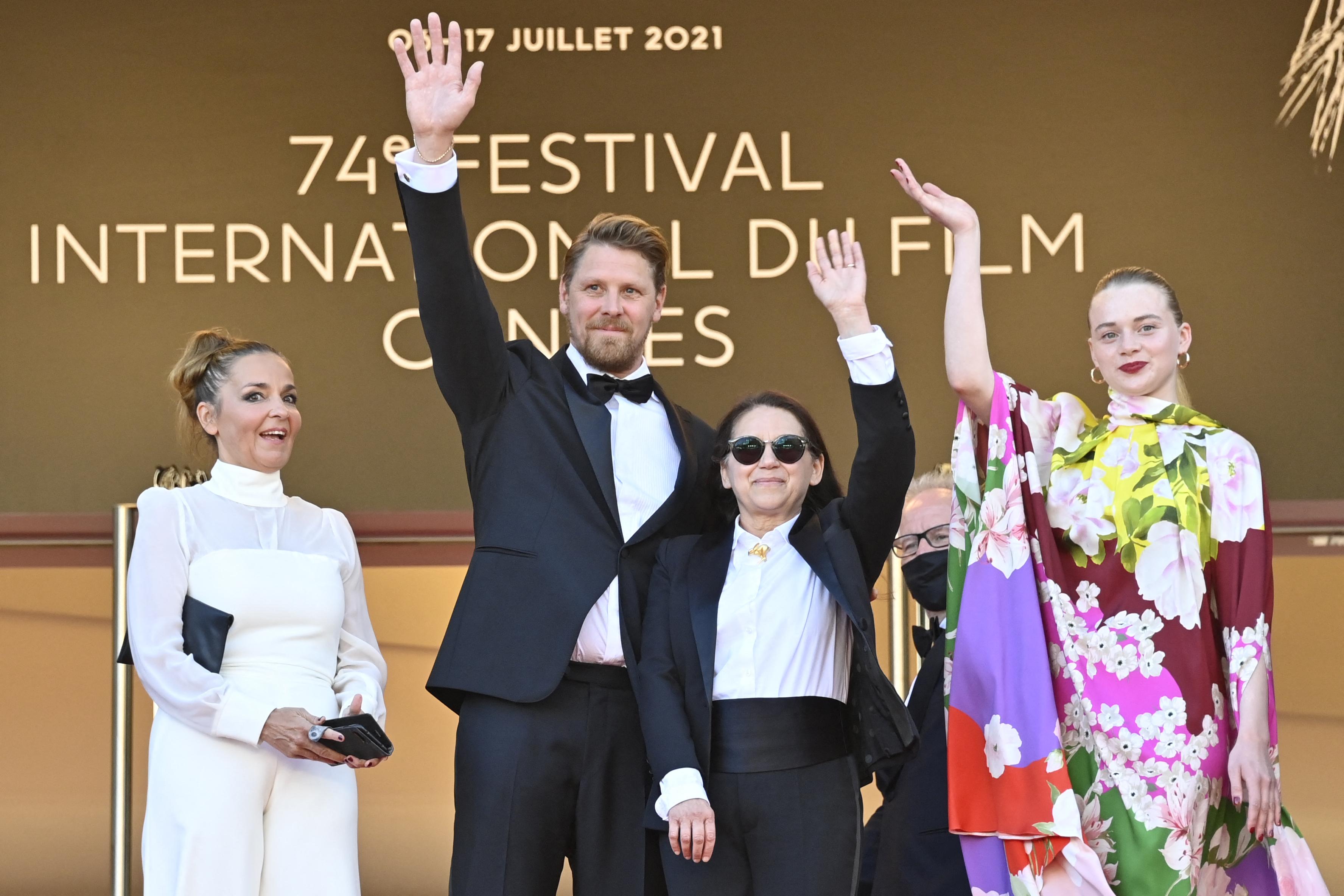 Bemutatták Enyedi Ildikó filmjét a cannes-i filmfesztiválon