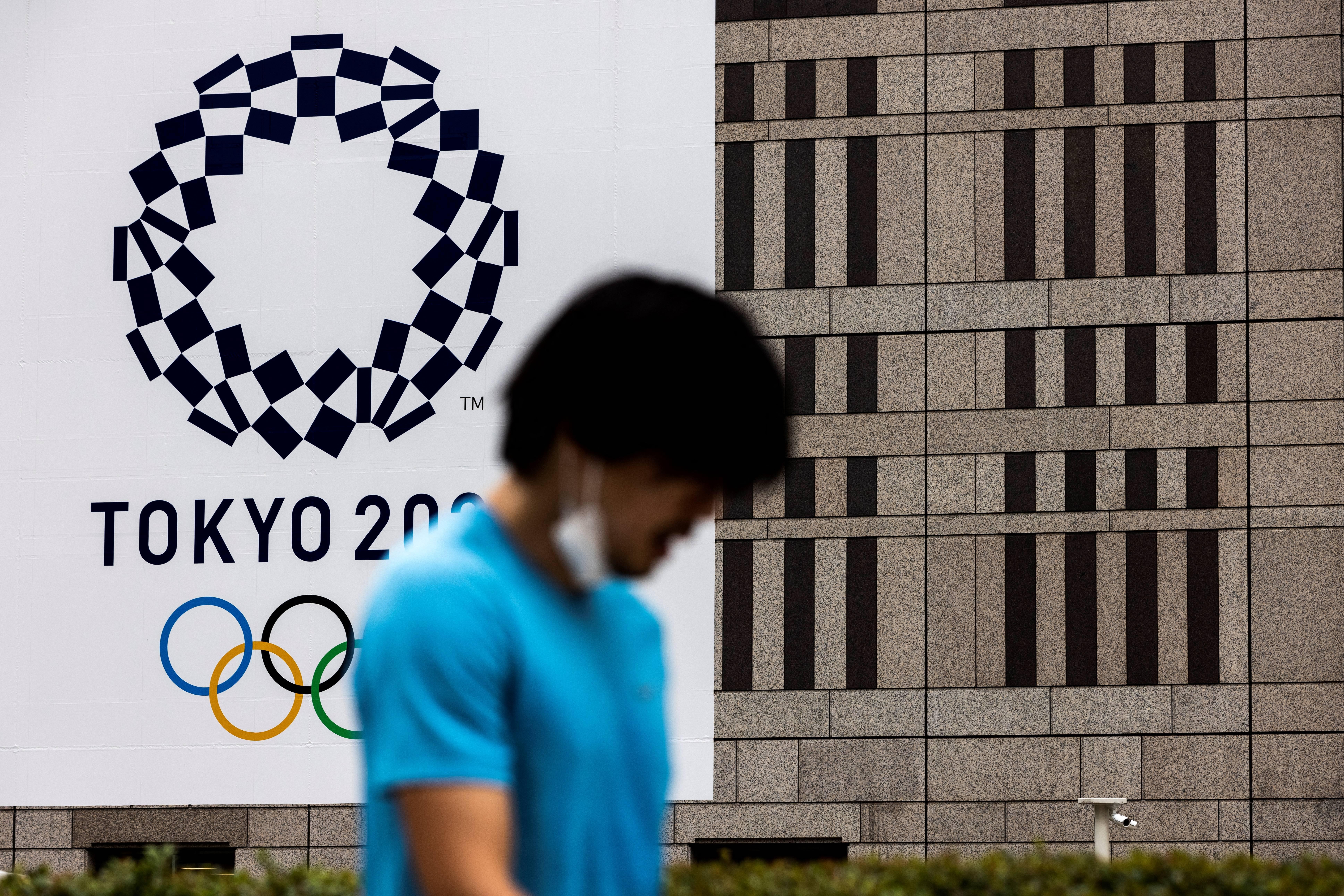 Pozitív lett egy olimpikon covid-tesztje Tokióban