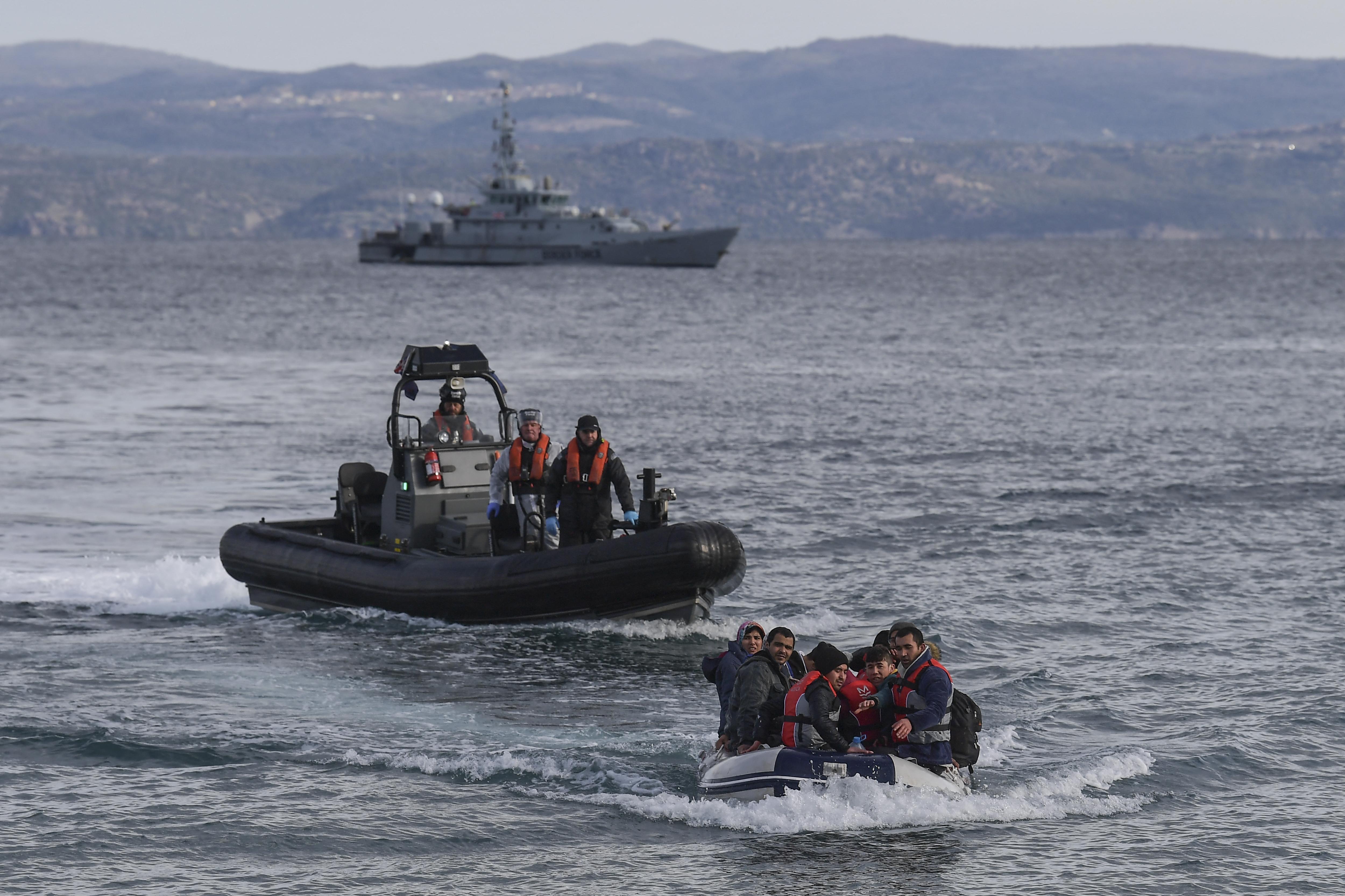 Nem védte meg a Frontex a menedékkérők emberi jogait
