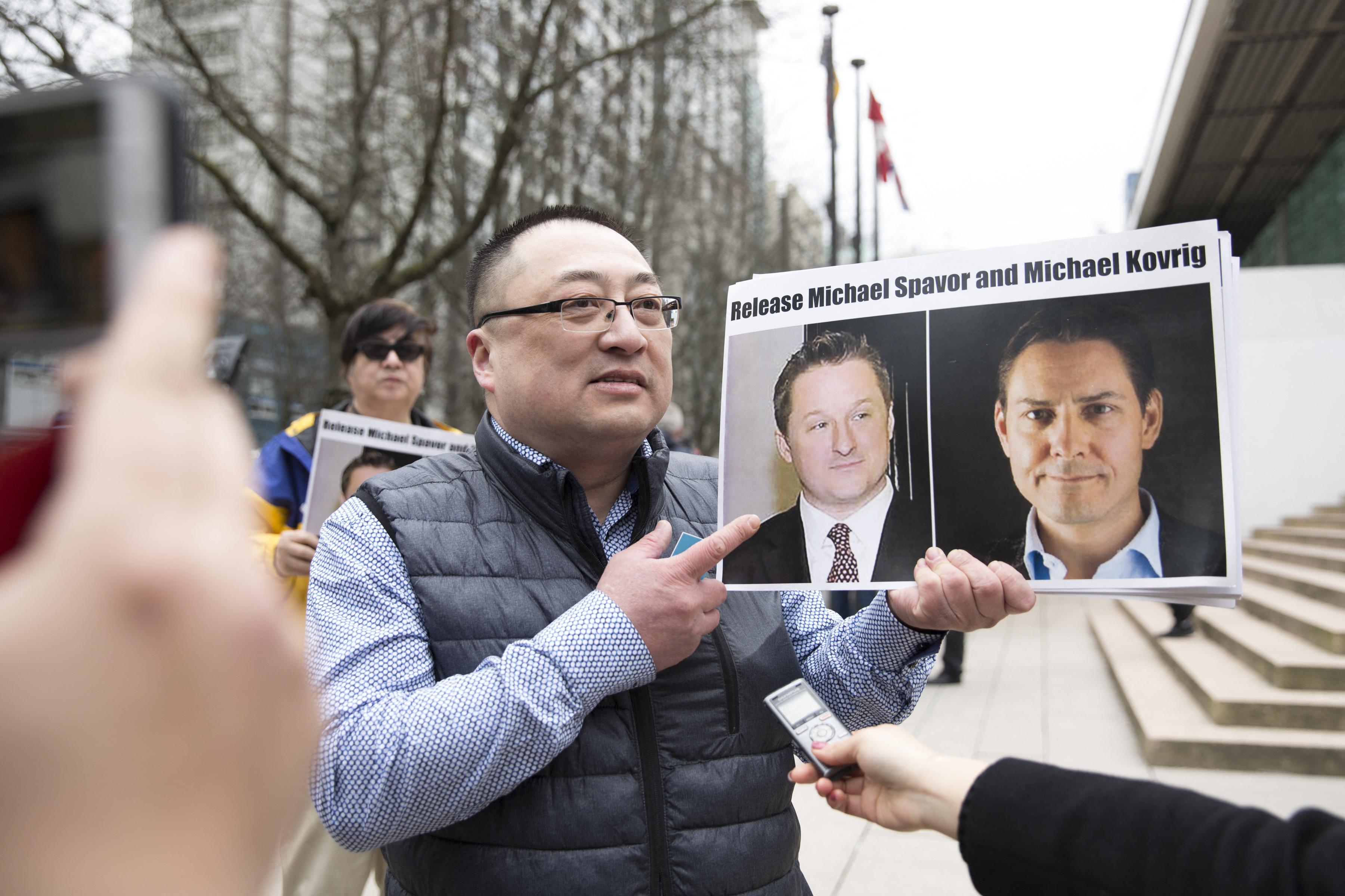 Kirakatperben 11 évre ítélték Kínában az egyik fogva tartott kanadait