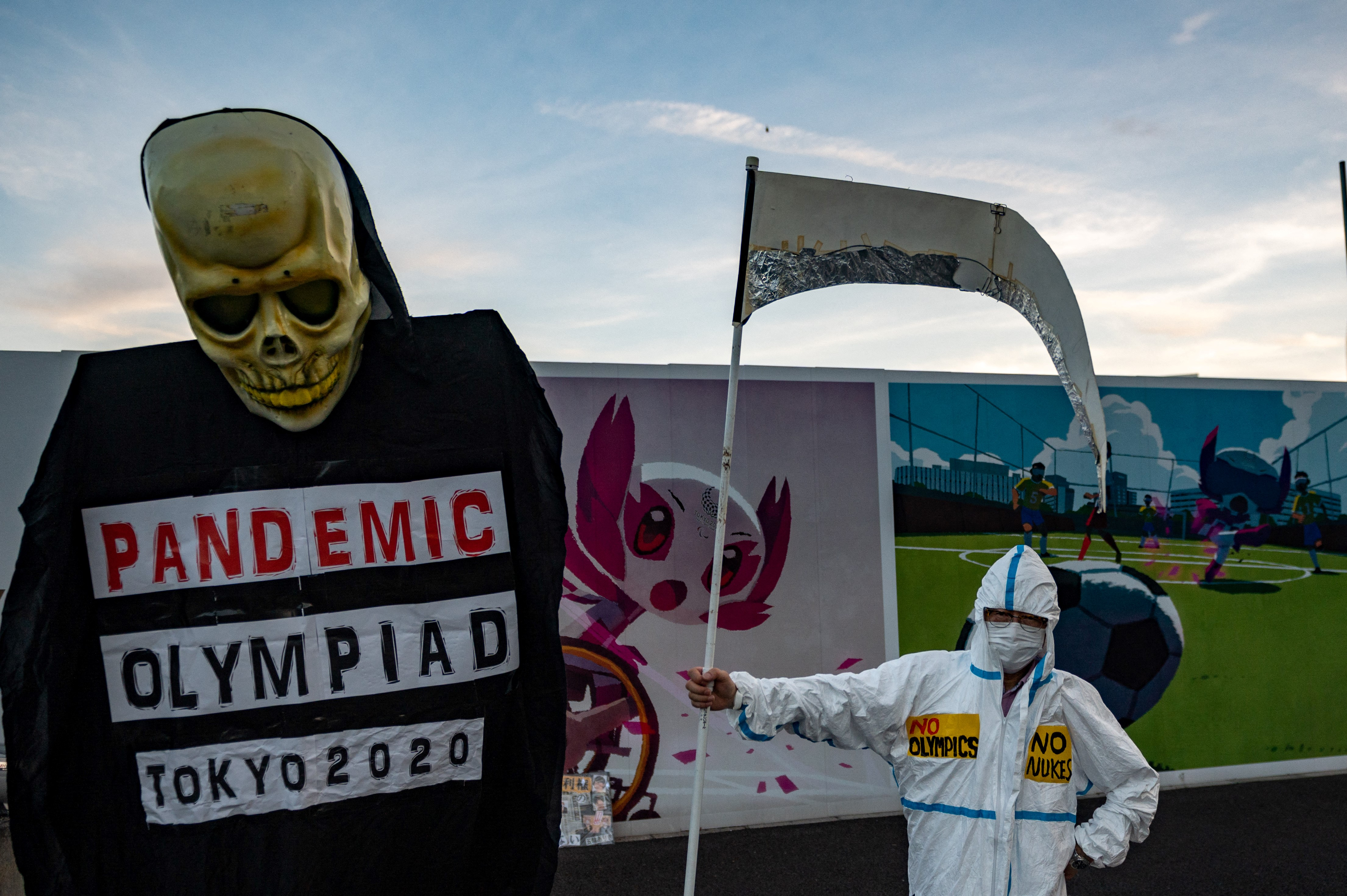 Egyre több a fertőzött a tokiói olimpiai buborékban