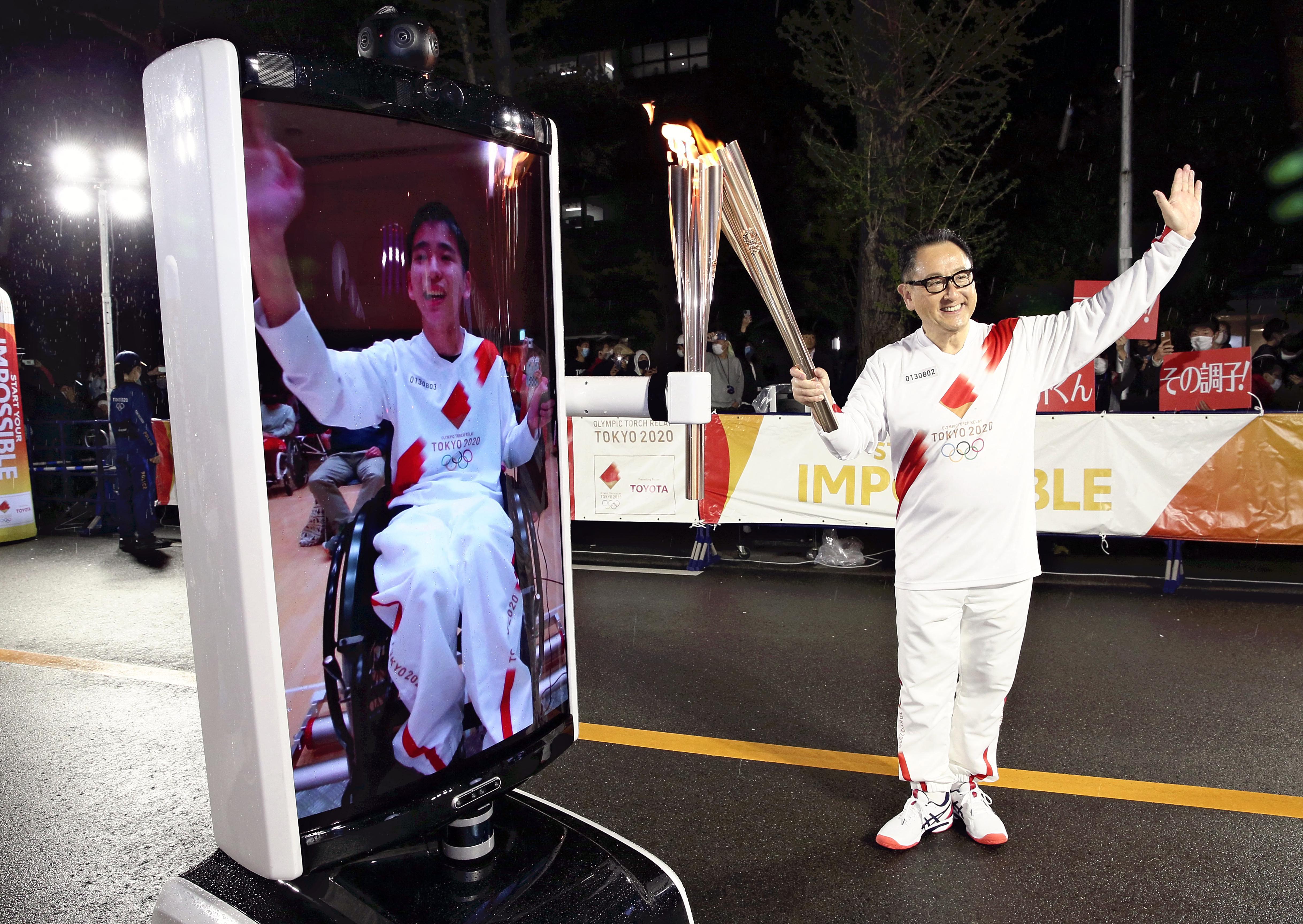 Lemondta minden megjelenését az olimpián a Toyota