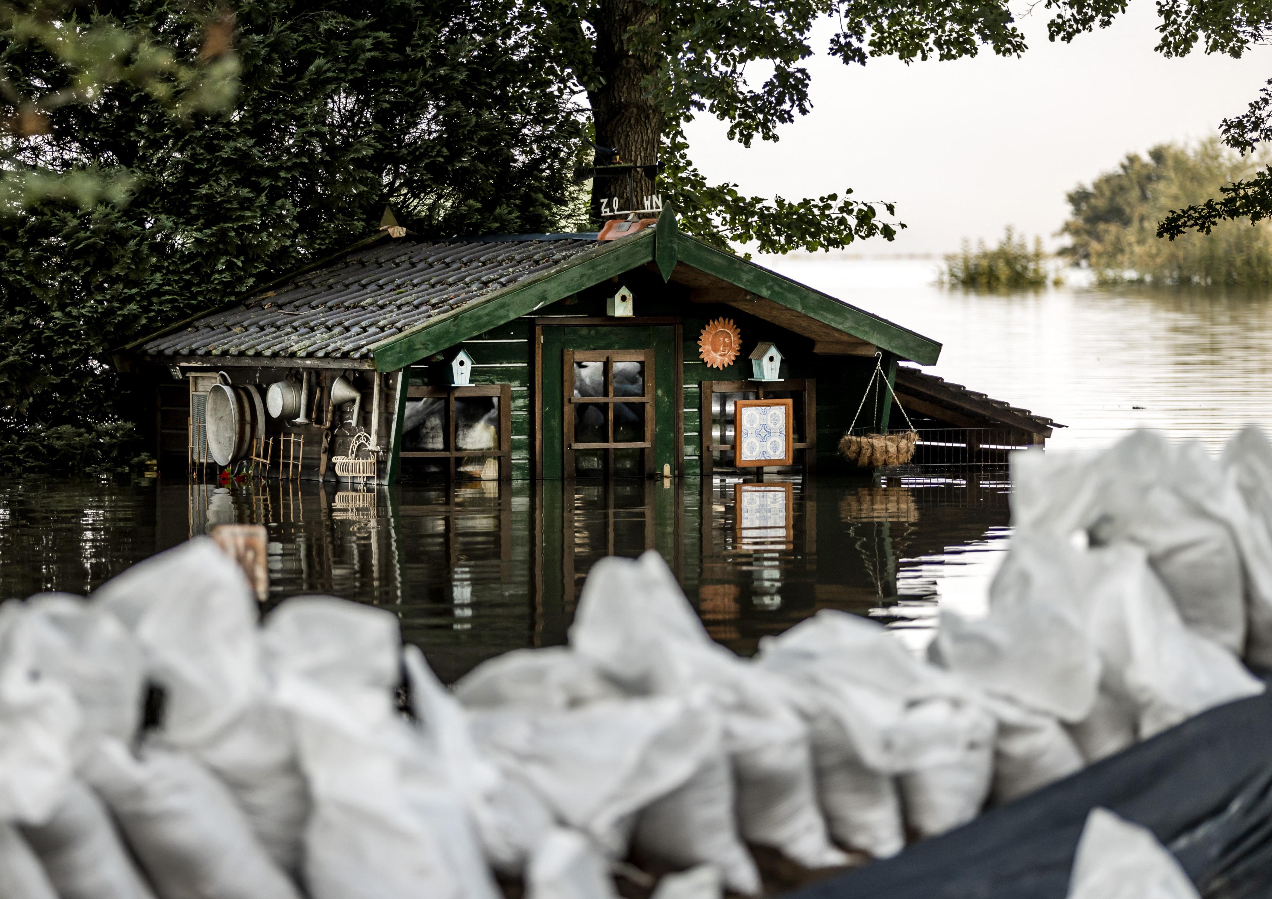 Magyarországon biztonsággal elvezethető az árvíz, csak szúnyogból lesz egy kicsit több