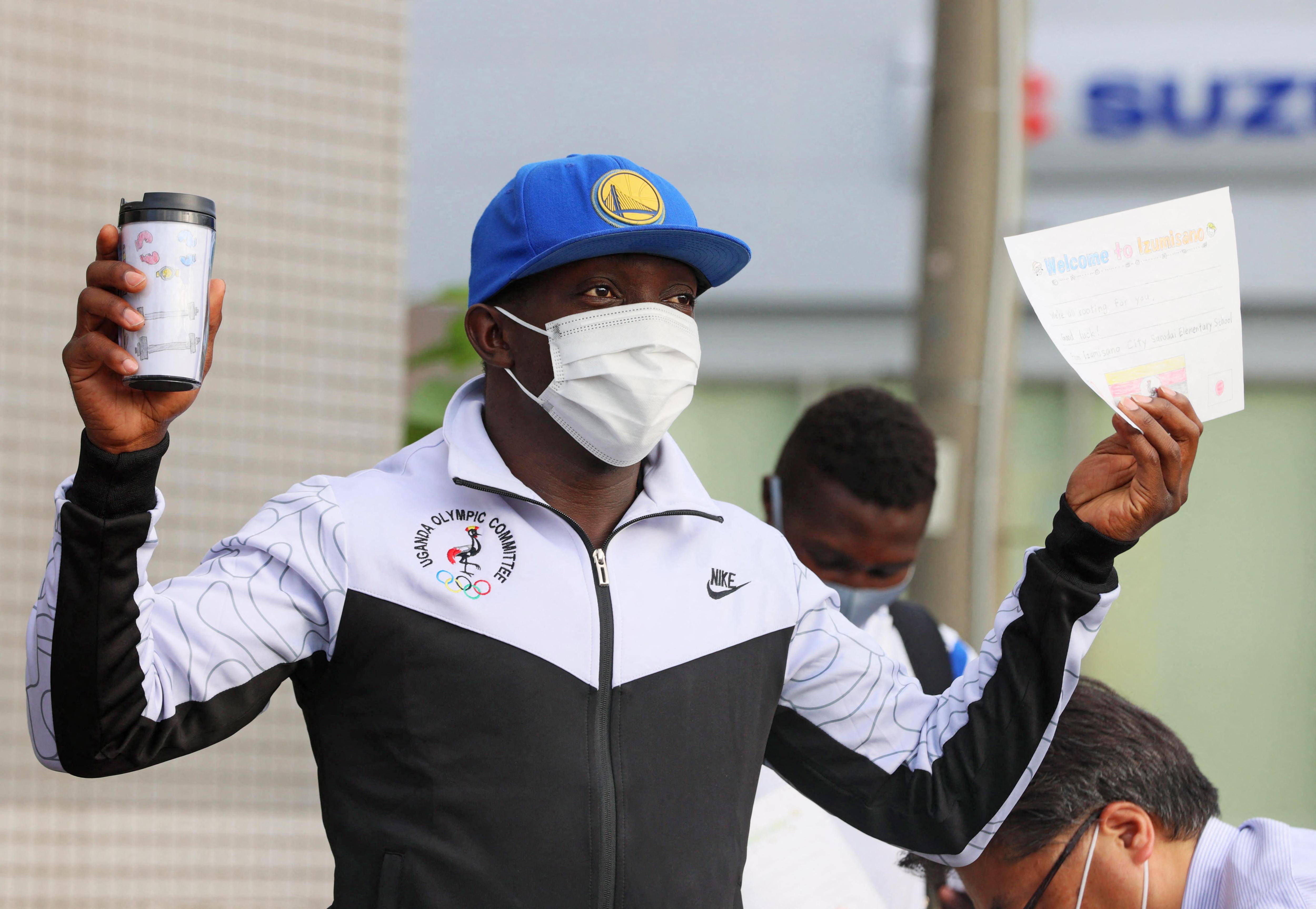 Megtalálták az elszökött ugandai olimpikont