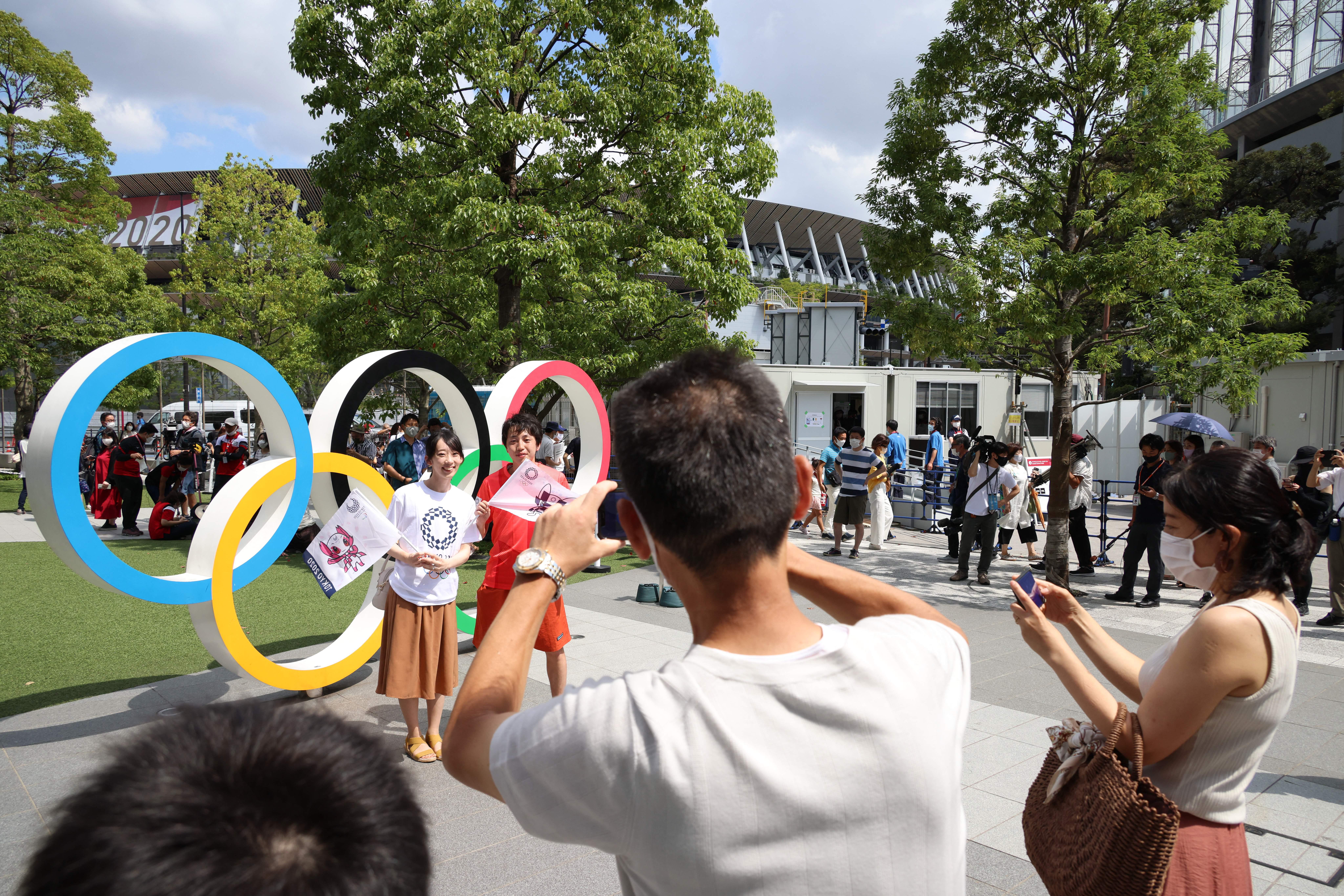Tizenkilenc új koronavírusos eset a tokiói olimpián