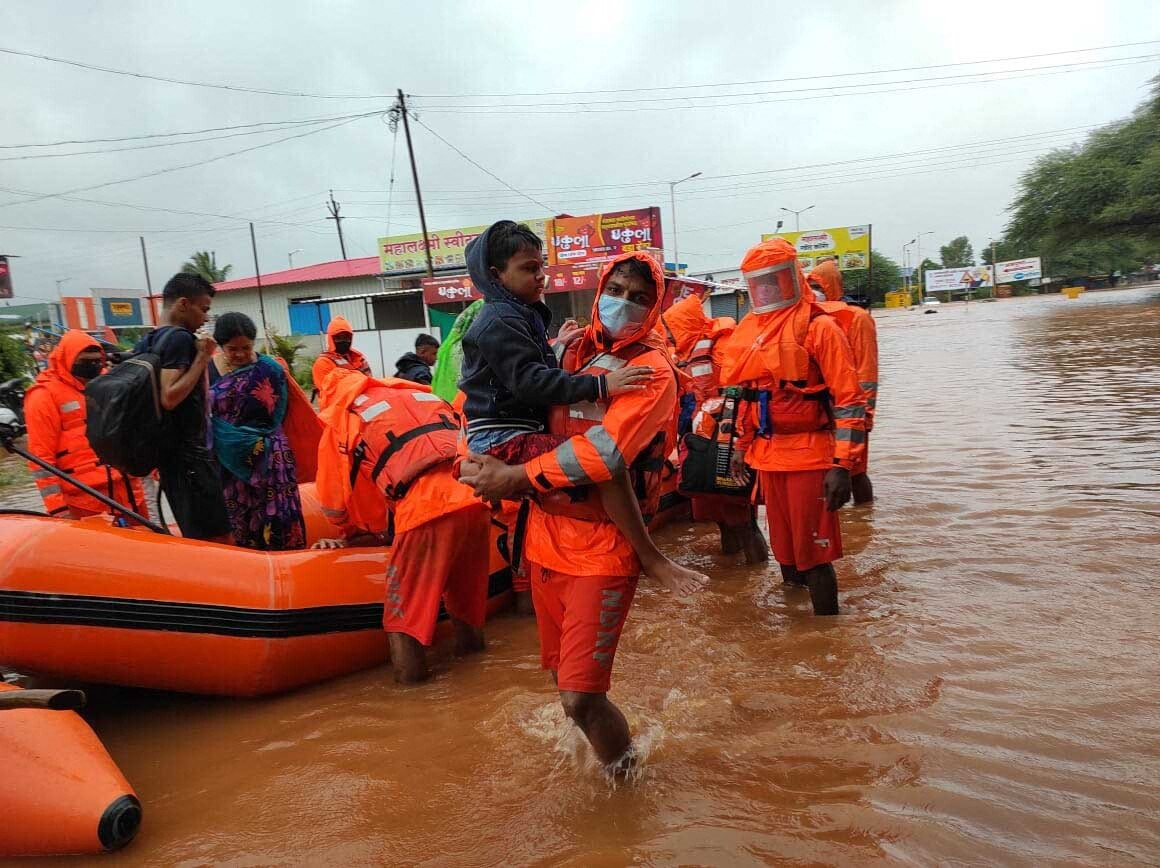 Legalább 110 ember meghalt Indiában az extrém erős monszun miatt