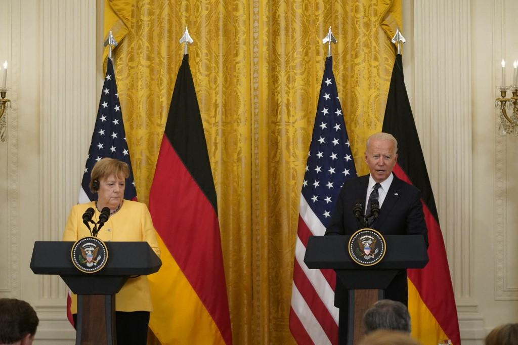 Amerika megengedte, hogy Németország ossza szét az orosz gázt Európában