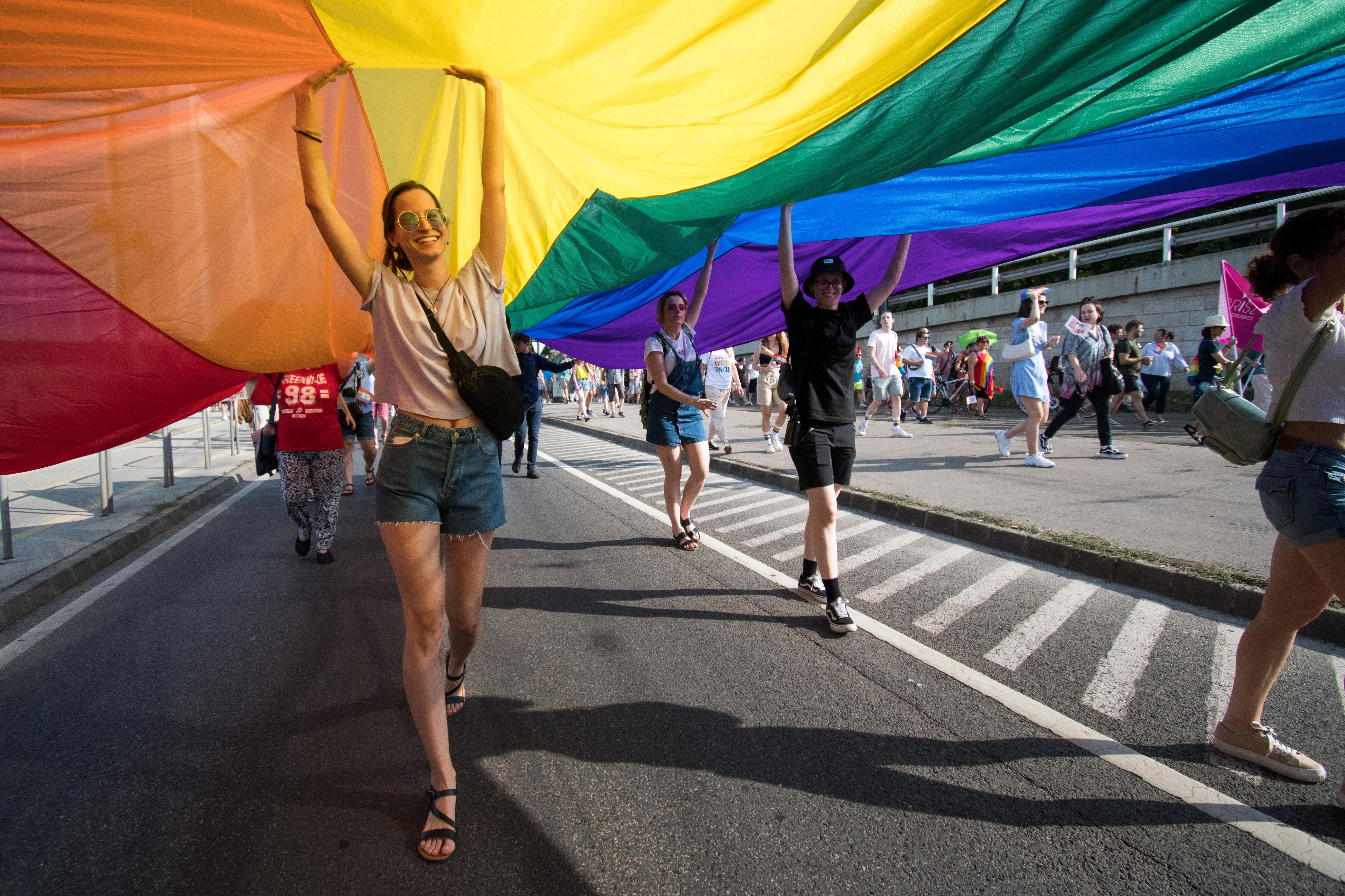 EP: Európában el kell ismerni az azonos neműek házasságát és élettársi kapcsolatát