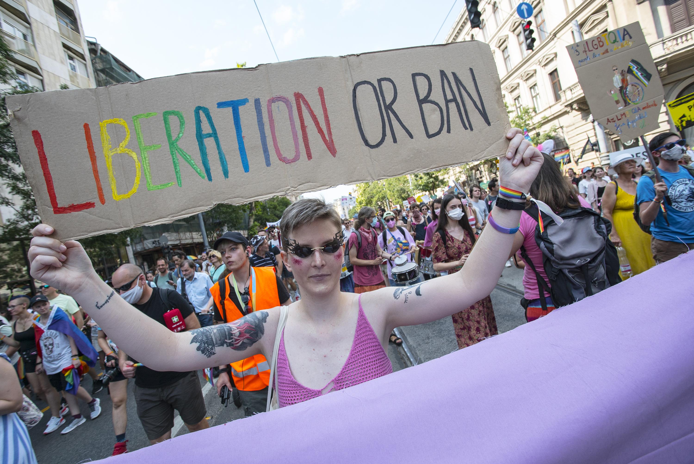 Magyarország uniós támogatásoktól eshet el a homofób törvény miatt