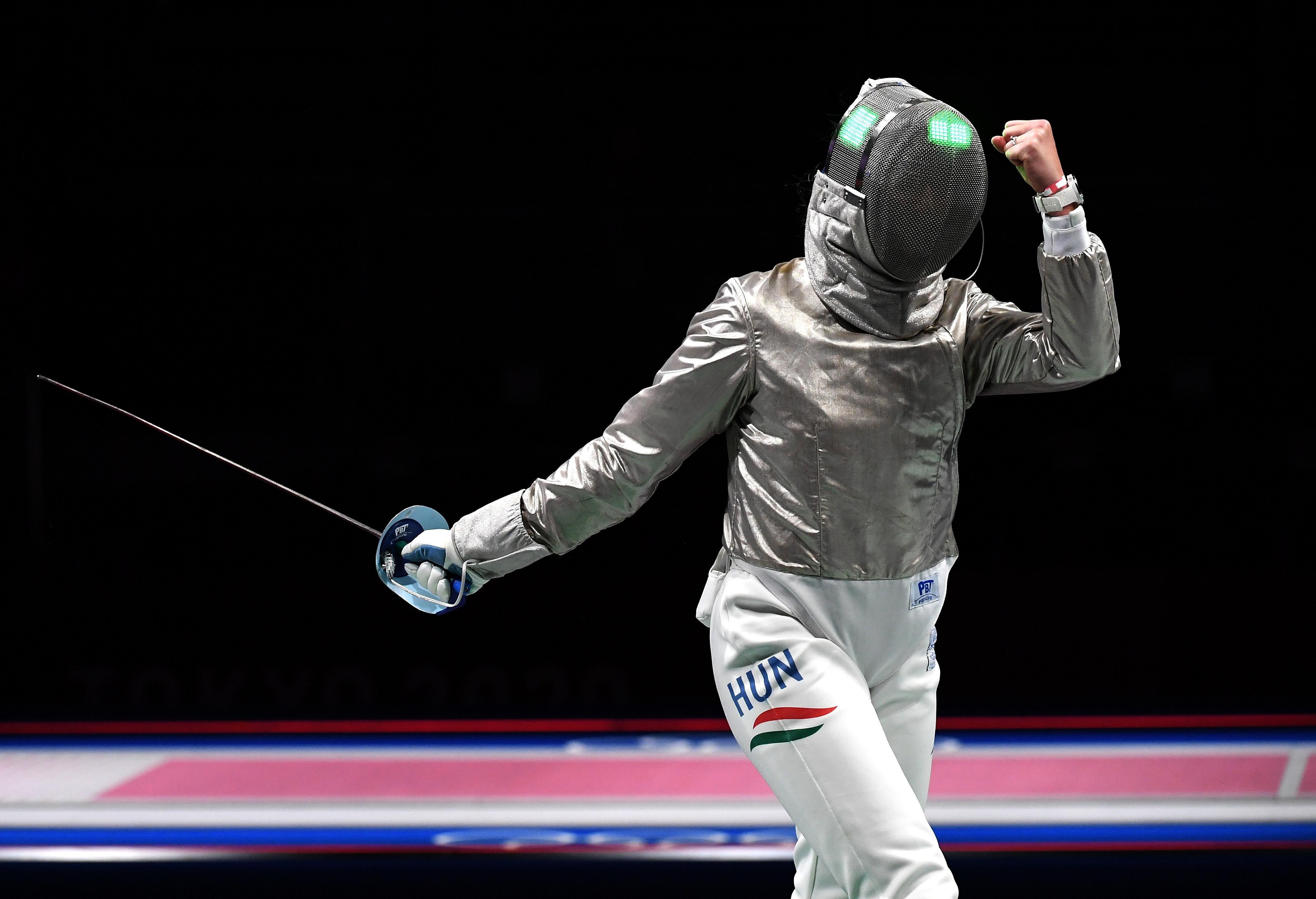 Brunet legyőzte Mártont, negyedik helyen végzett a magyar kardozó