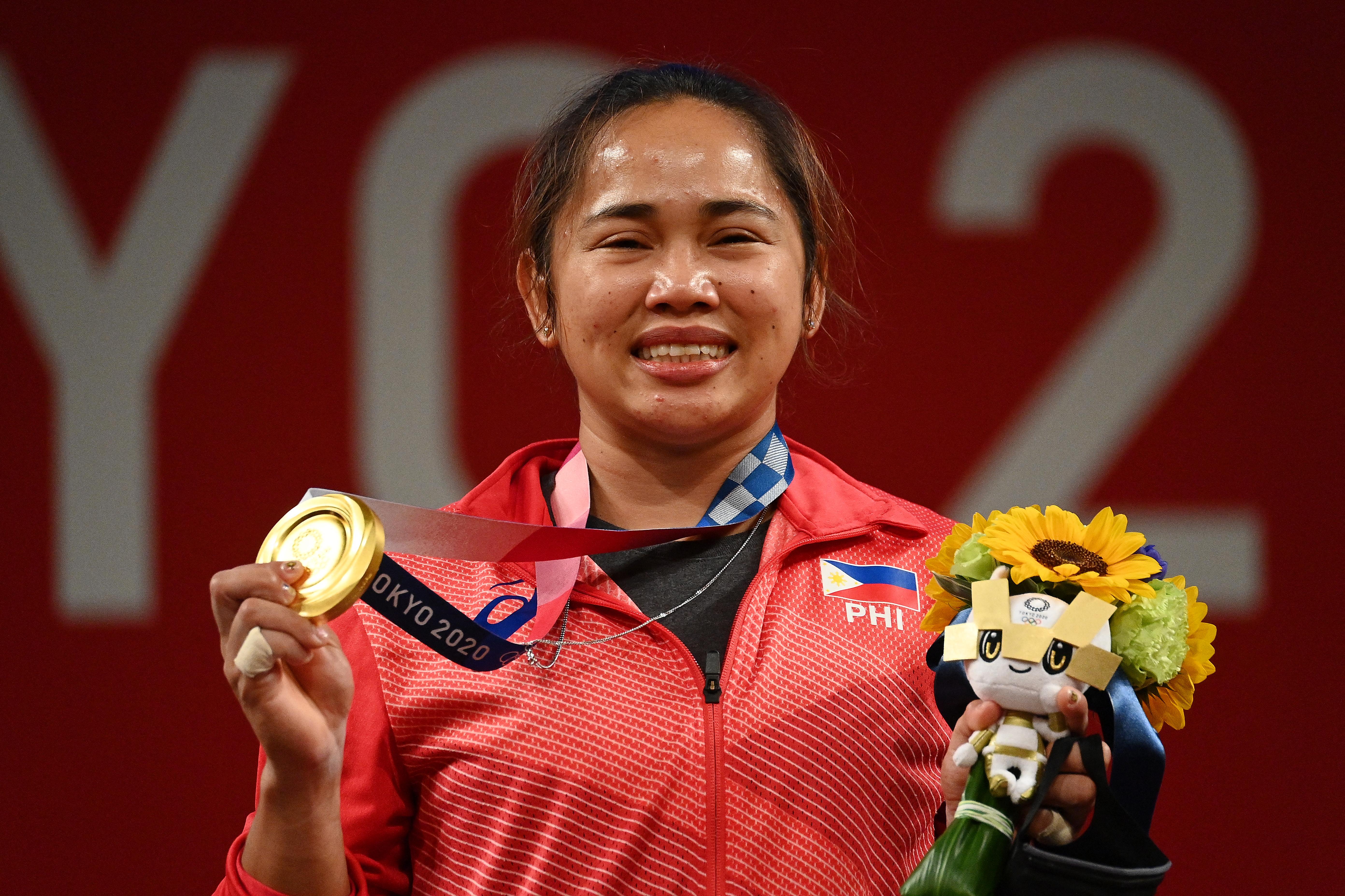 Megvan Fülöp-szigetek történetének első olimpiai aranya